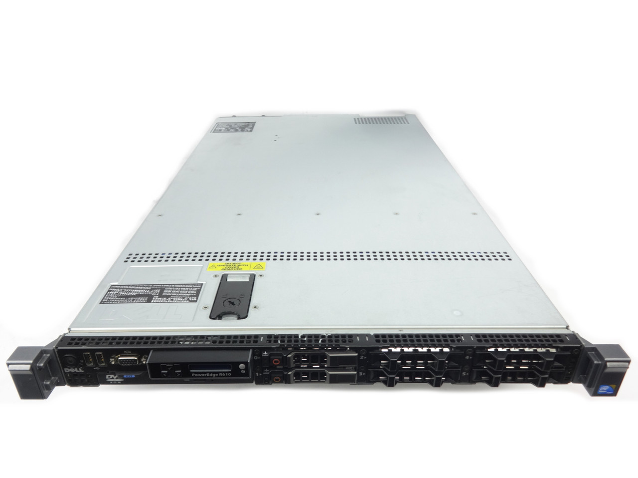 """Dell Poweredge R610 6x 2.5"""" Server Build to Order"""