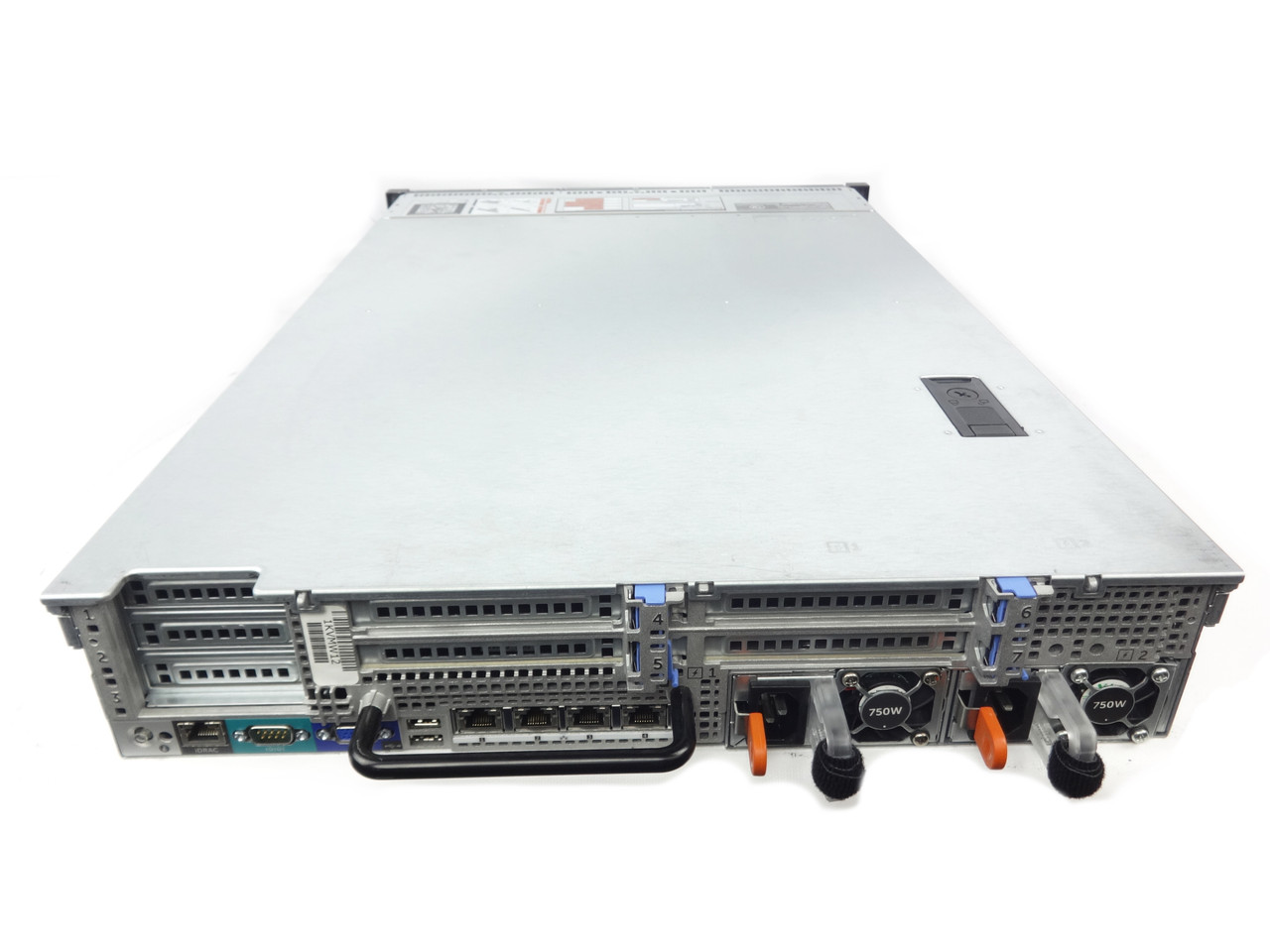 Dell Poweredge R720 16 Bay Server(Rear)