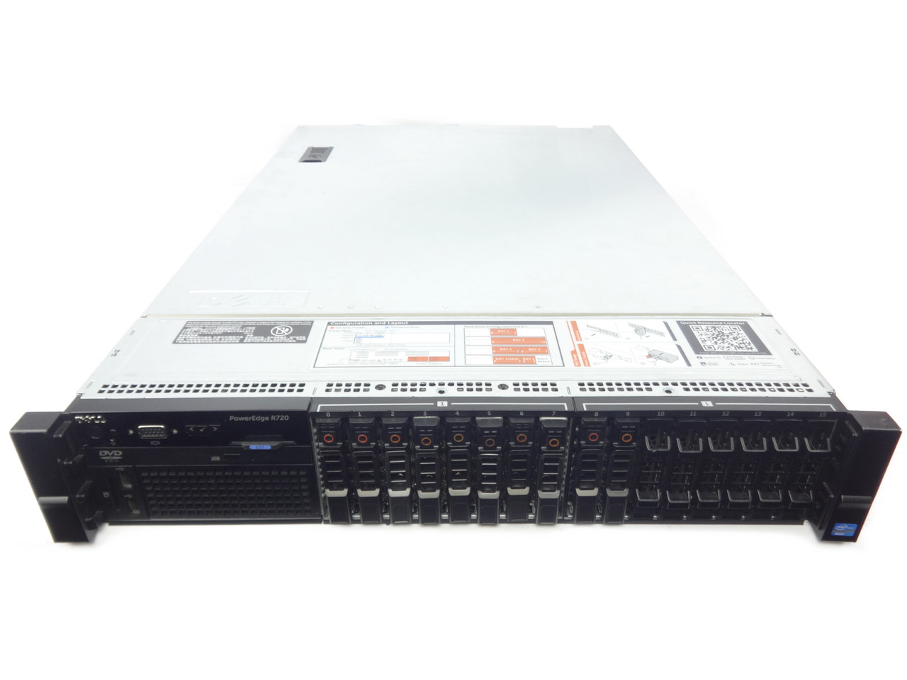 Poweredge R720 16 Bay Server