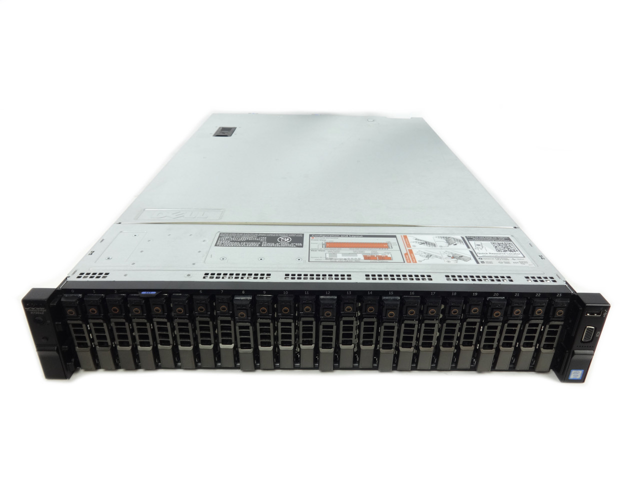"""Dell Poweredge R730XD 24x 2.5"""" Server Build to Order"""