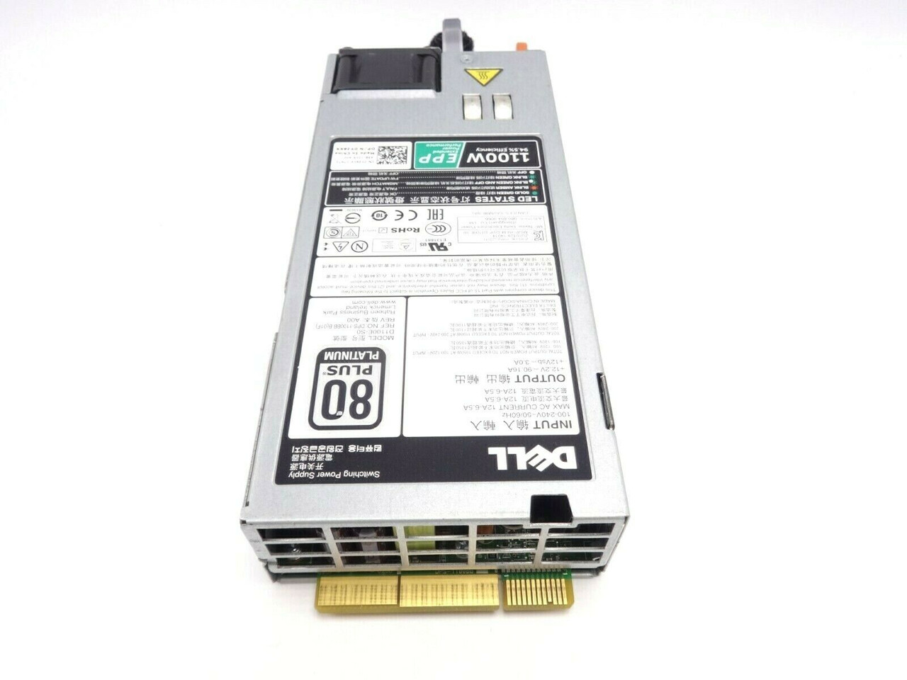 Dell 0Y26KX PowerEdge R430 R530 R630 R730 1100W Power Supply
