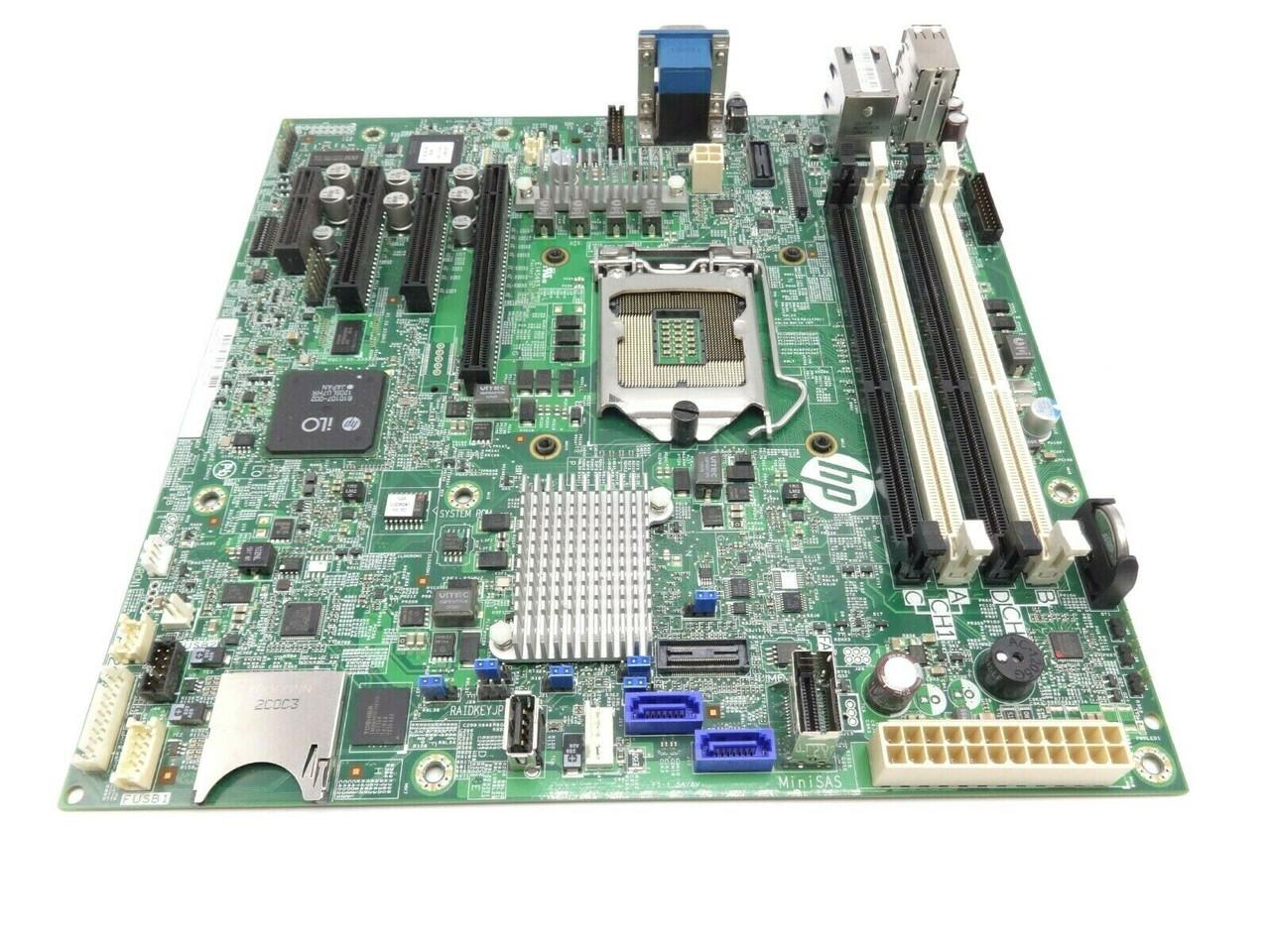 HP 686757-001 ML310E G8 Gen8 System Board