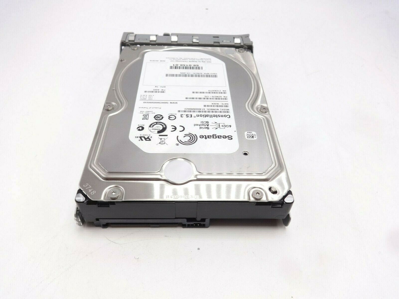 Cisco UCS-HD4T7KS3-E 4TB 7.2K 6Gbps SAS 3.5 Hard Drive