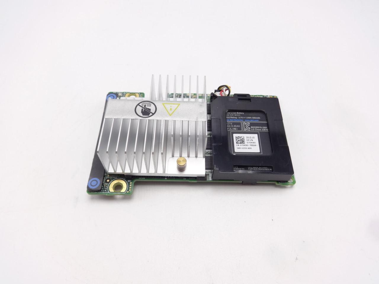 DELL TY8F9 PERC H710P Mini Mono 1GB NV 6GBPS Raid Controller