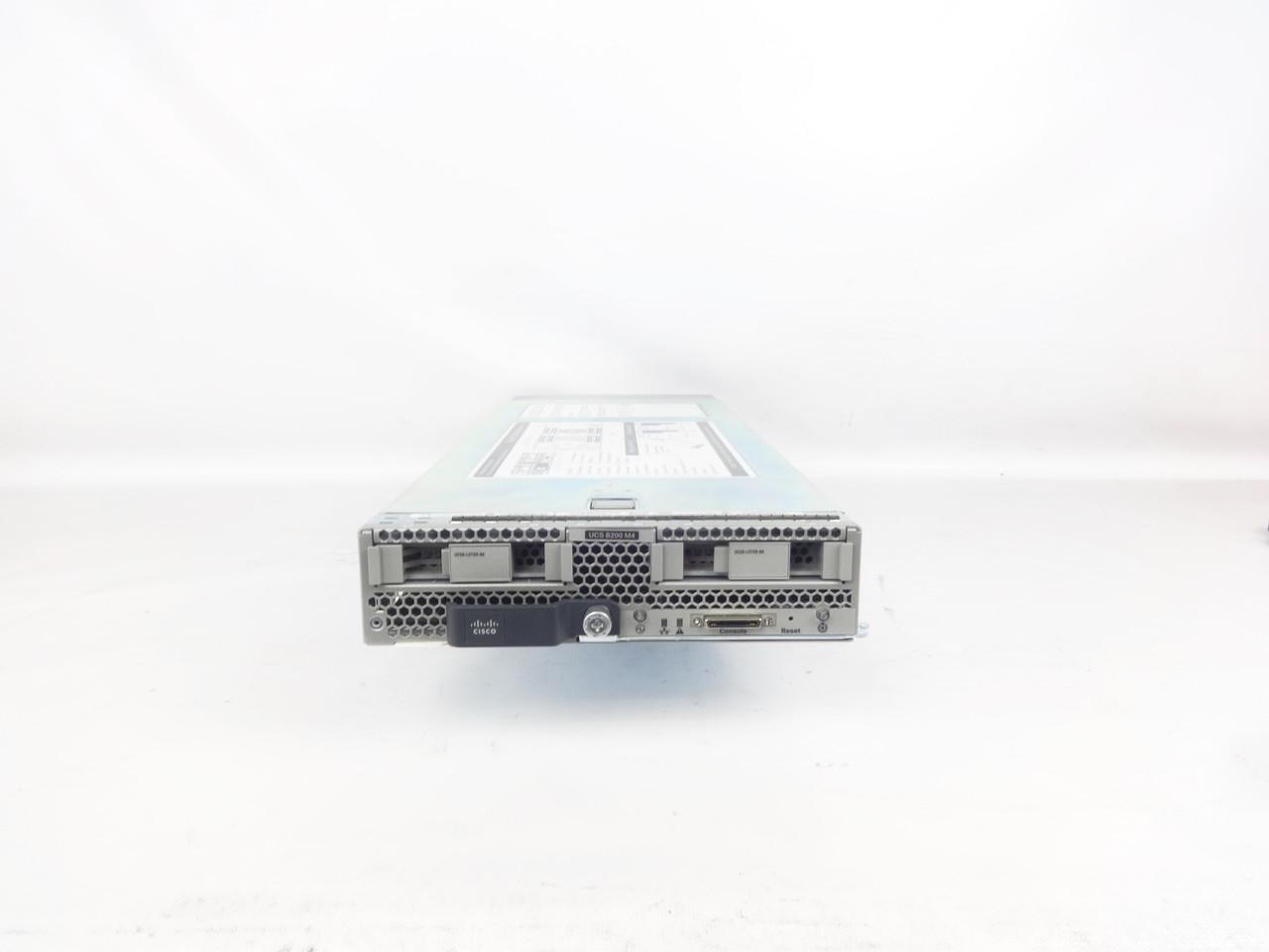 Cisco UCS B200 M4 Blade Server