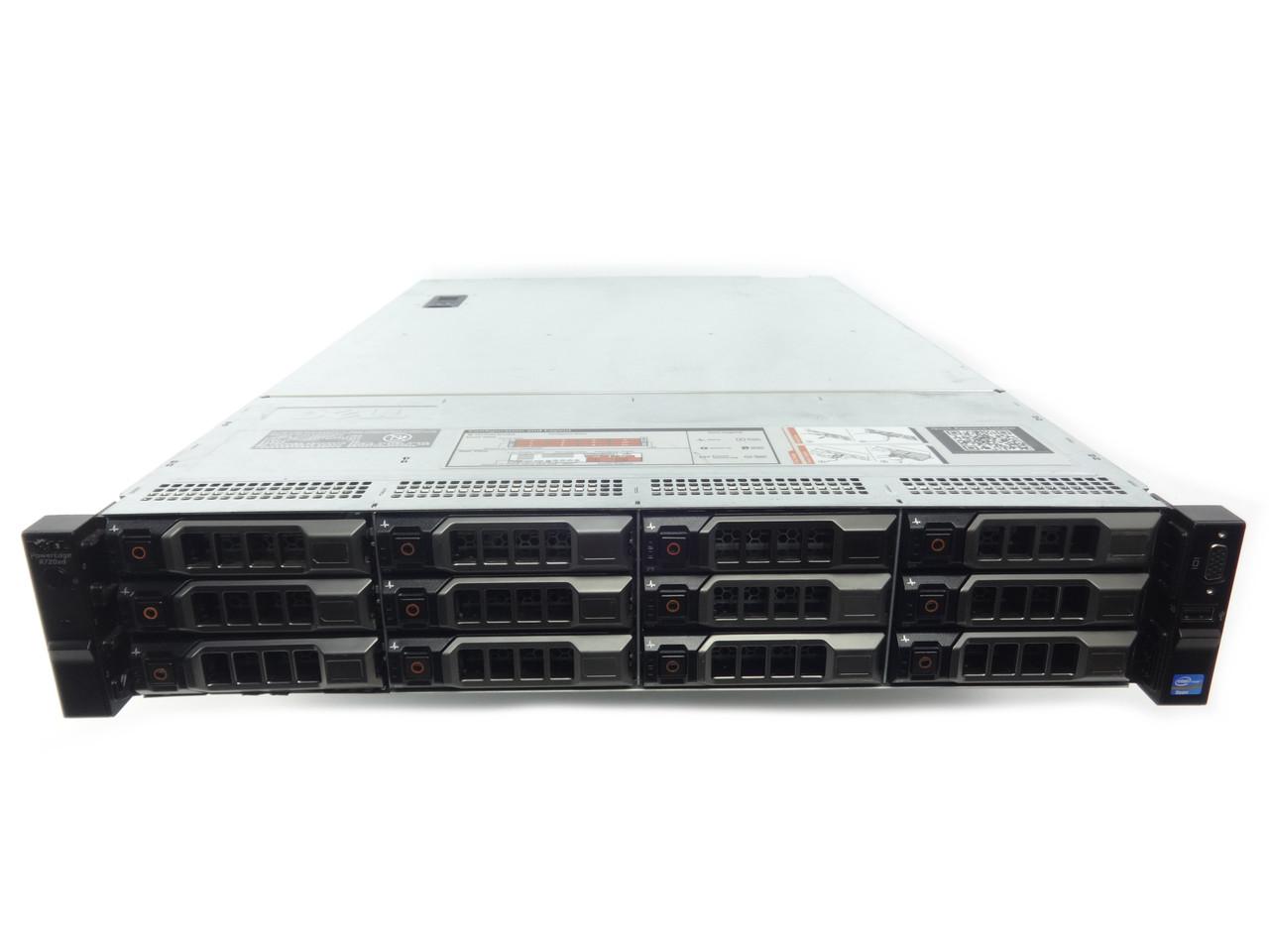 Used Dell Poweredge R720XD LFF Server