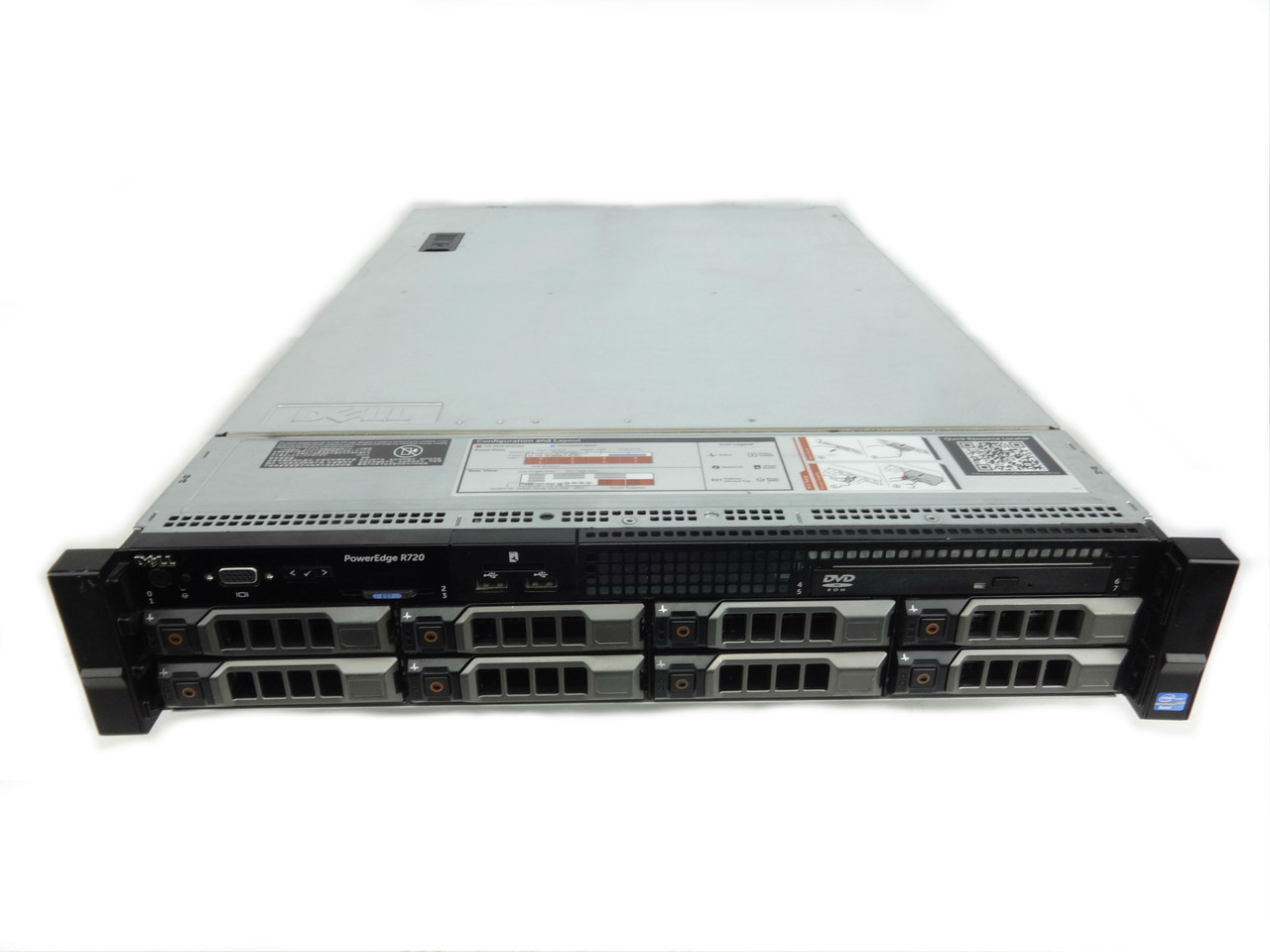 Dell Poweredge R720 LFF Server