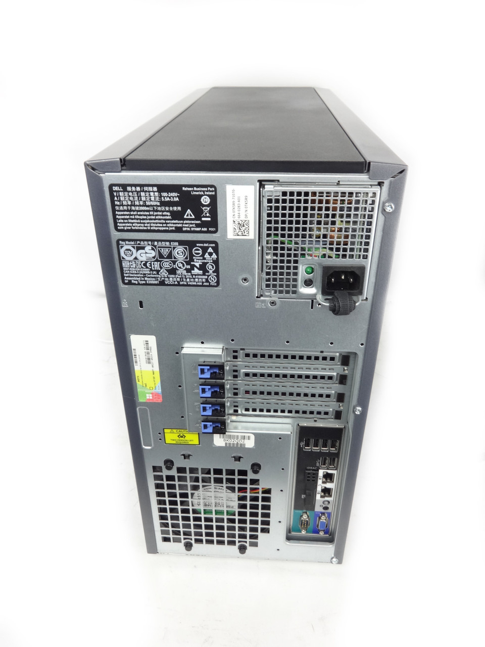 """Dell Poweredge T330 8x 3.5"""" Server Build to Order"""