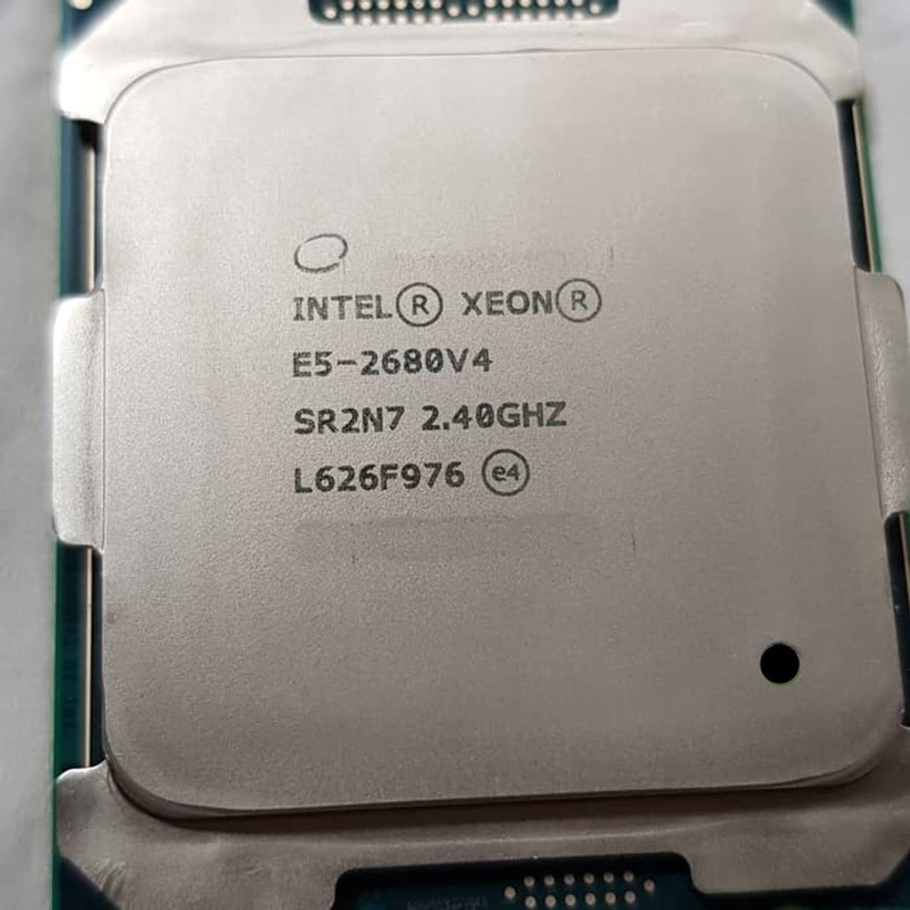 Intel Xeon SR2N7 14Core E5-2680 V4 2.4Ghz 35M Processor
