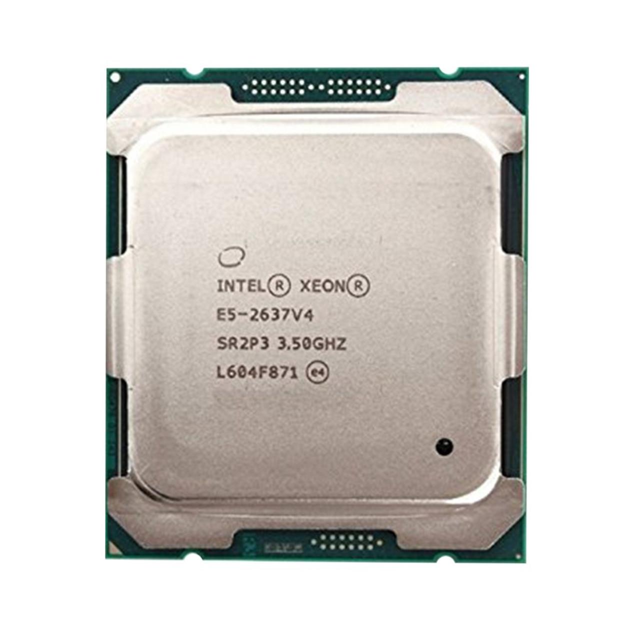 Intel SR2P3 Xeon E5-2637 V4 3.5Ghz 15MB QC Processor