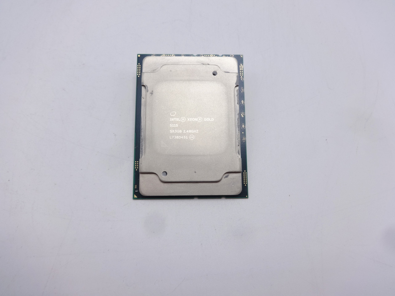 Intel Gold SR3GB 5115 2.4Ghz 10Core Processor