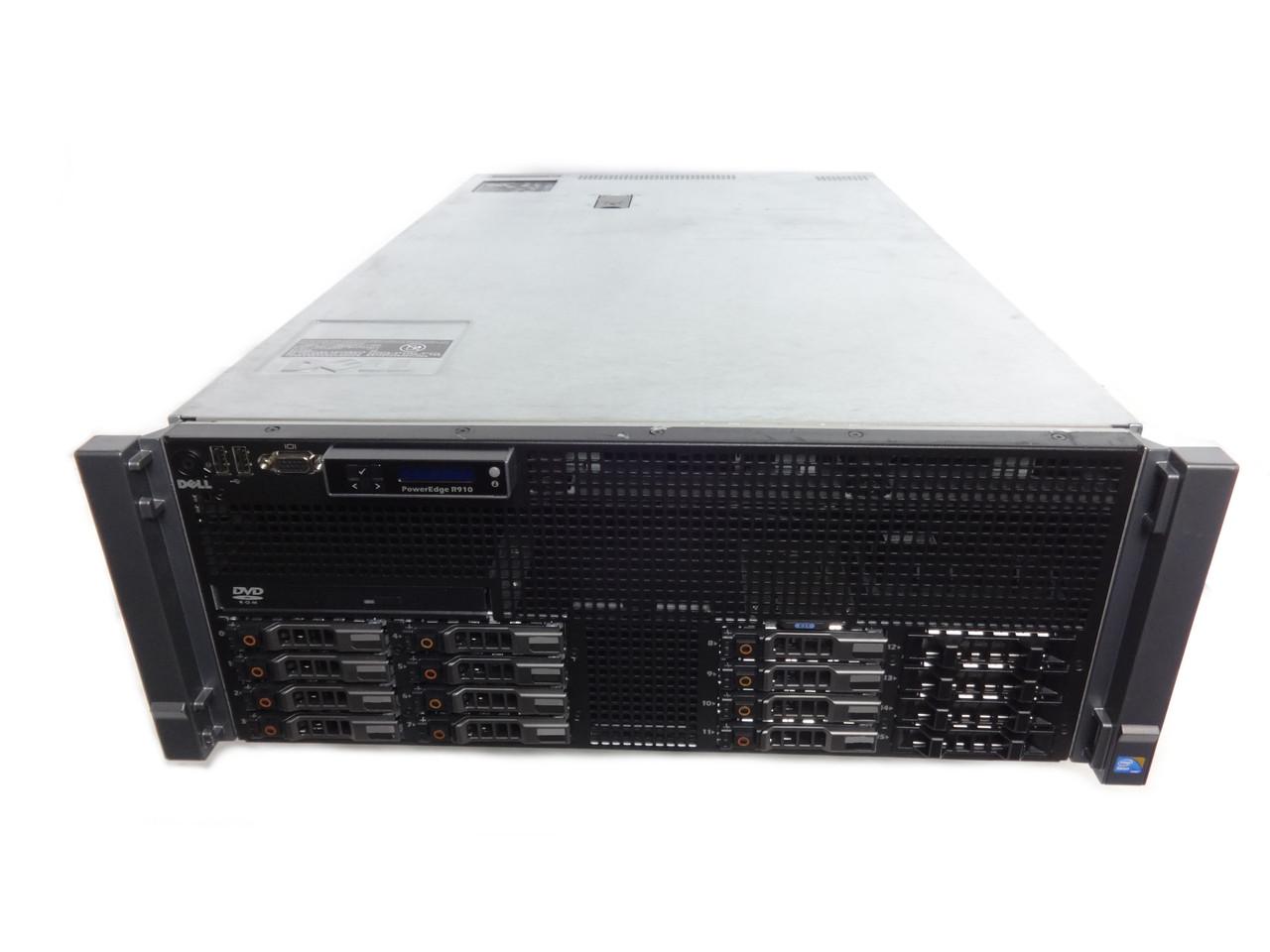 Poweredge R910 Server
