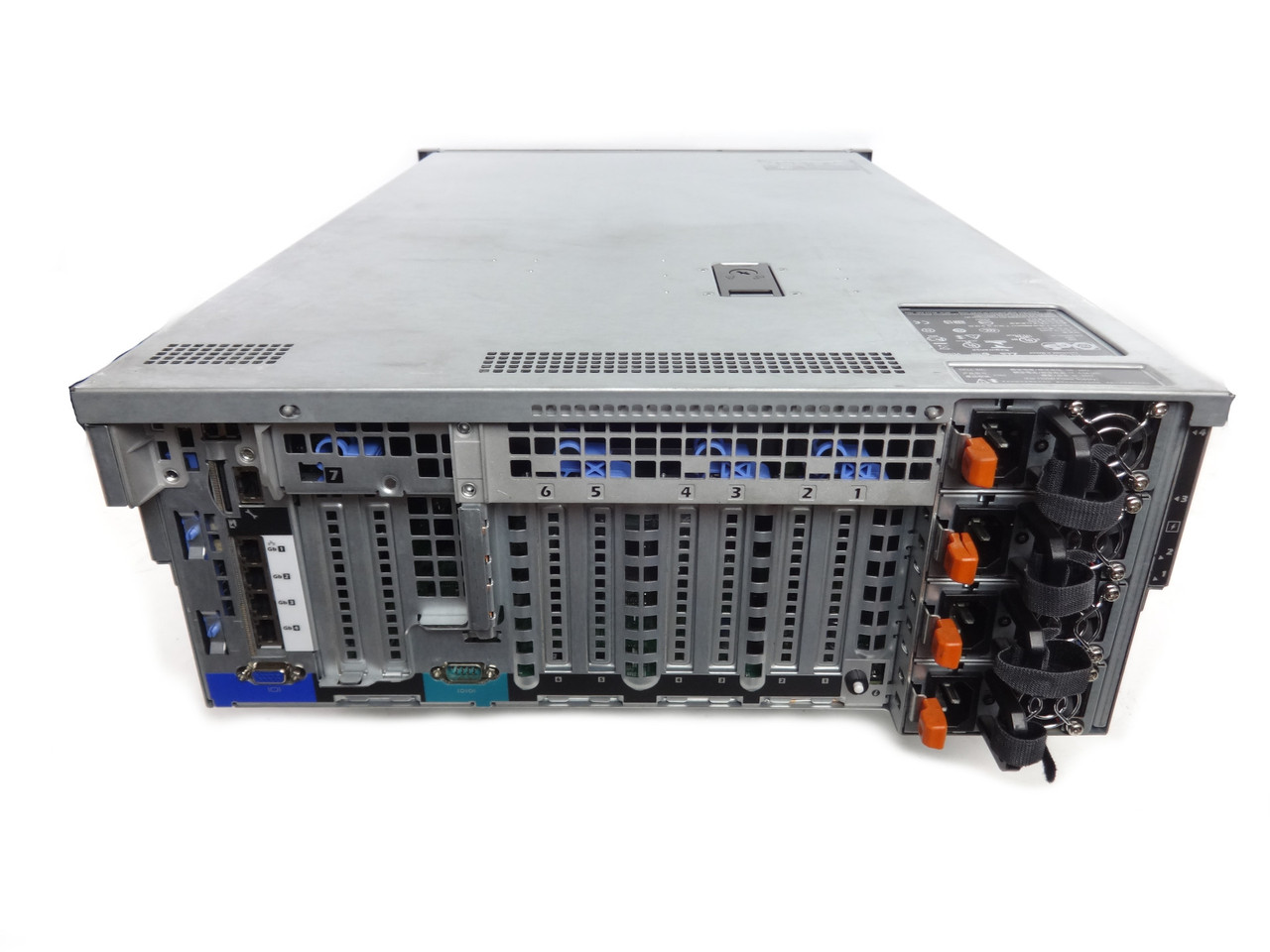 Dell Poweredge R910 Server Build to Order