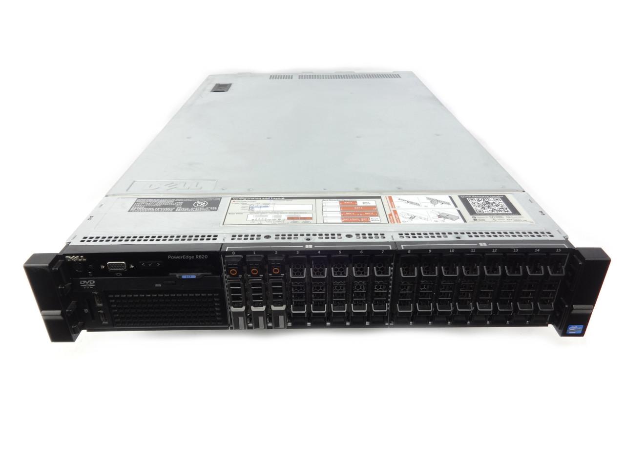 Dell Poweredge 16 SFF Server