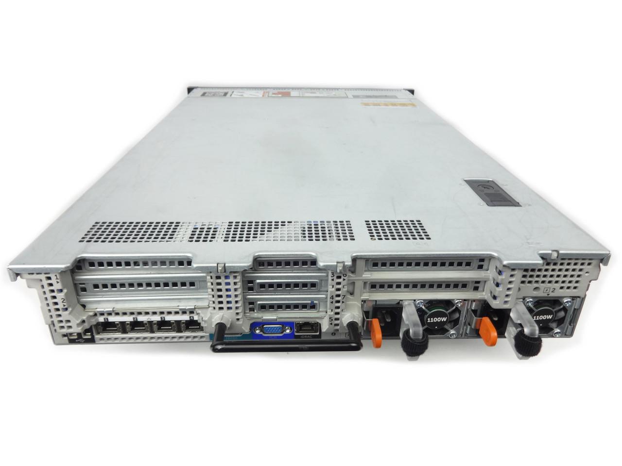 Dell Poweredge 16 Bay Server Back