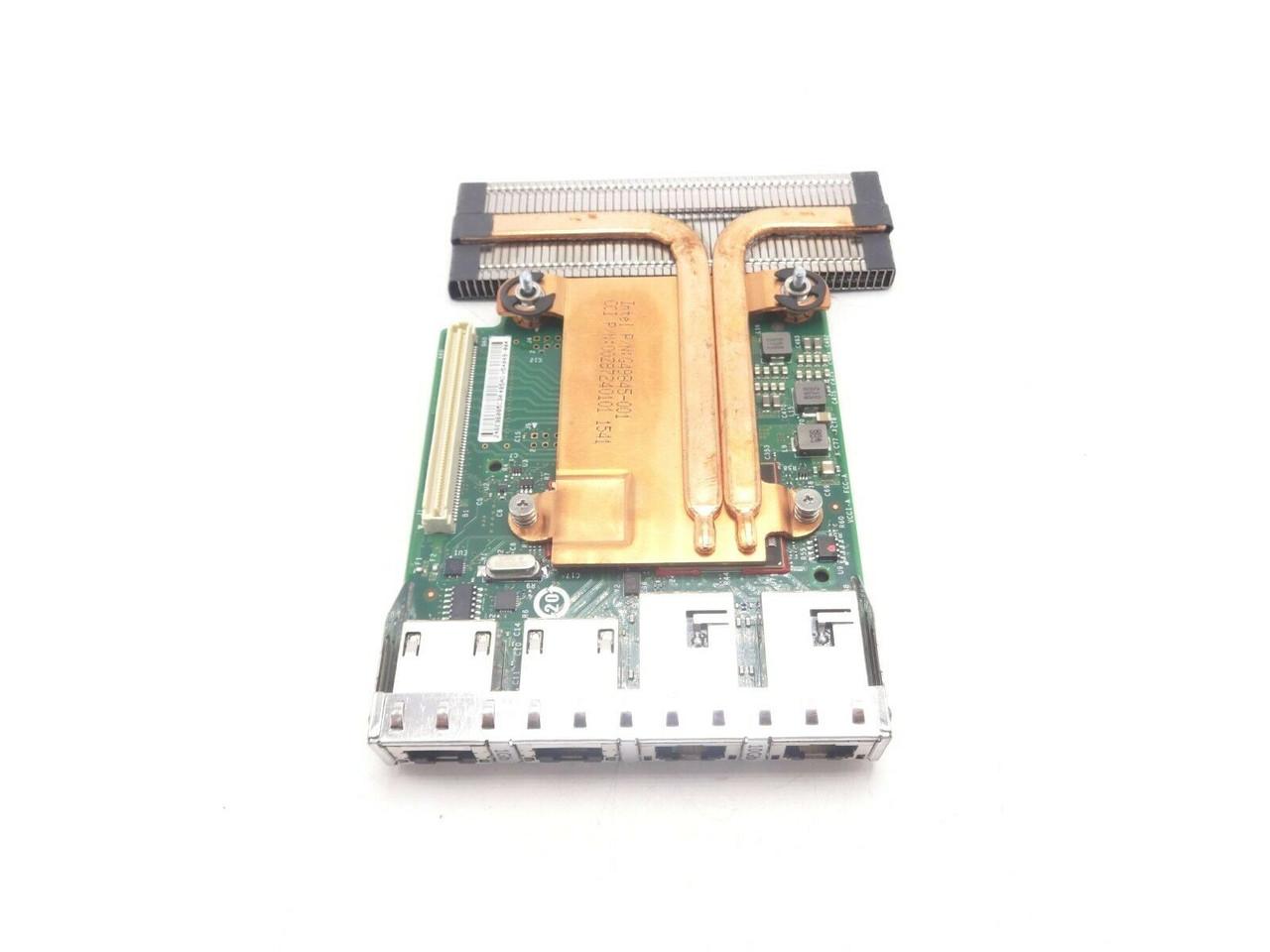 Dell 99GTM Intel X540/I350 2x10GB 2x 1GB Quad Port
