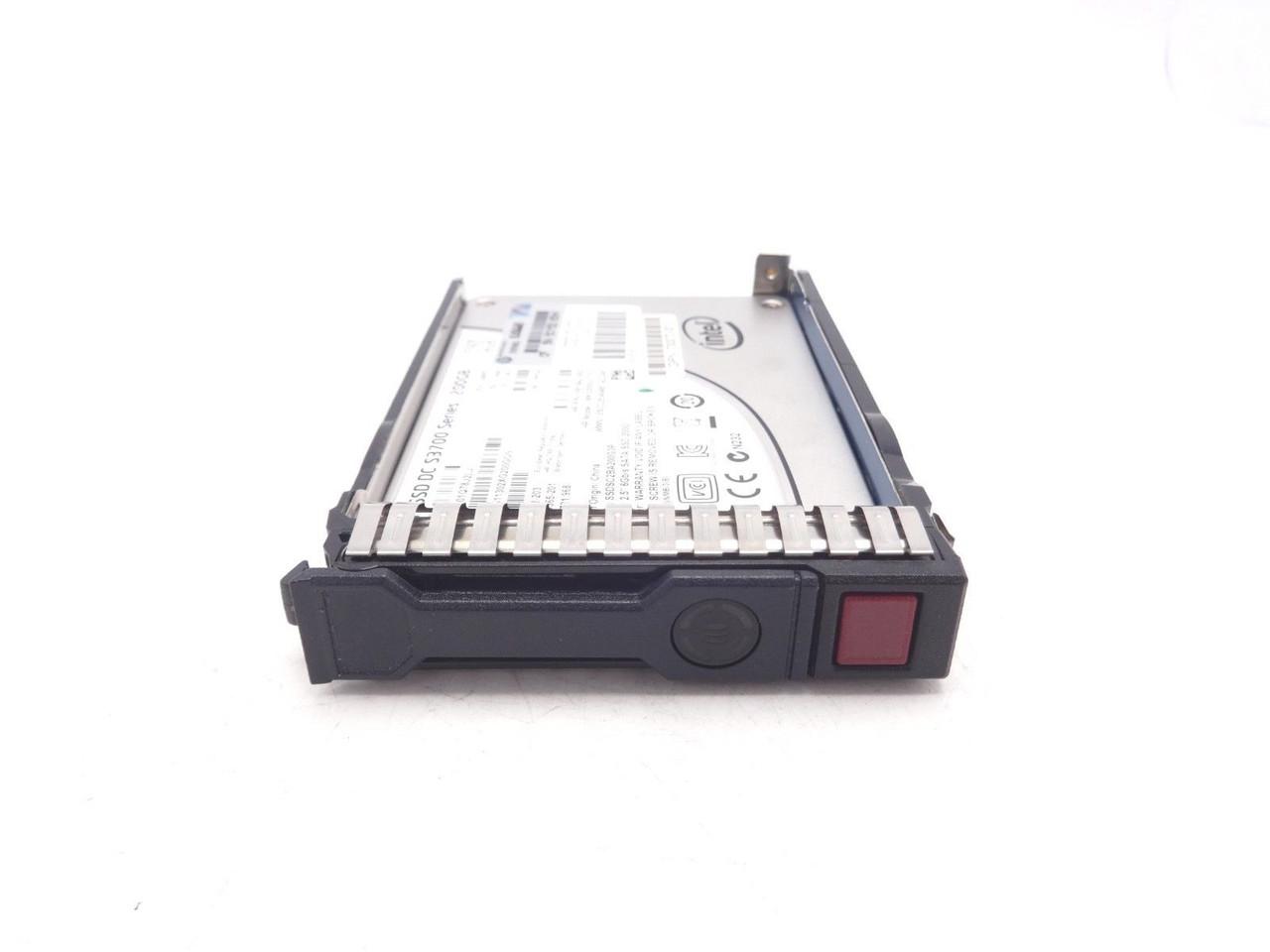 HP 730148-001 200GB SSD MLC QR 2.5 SSD w/tray 651687-001