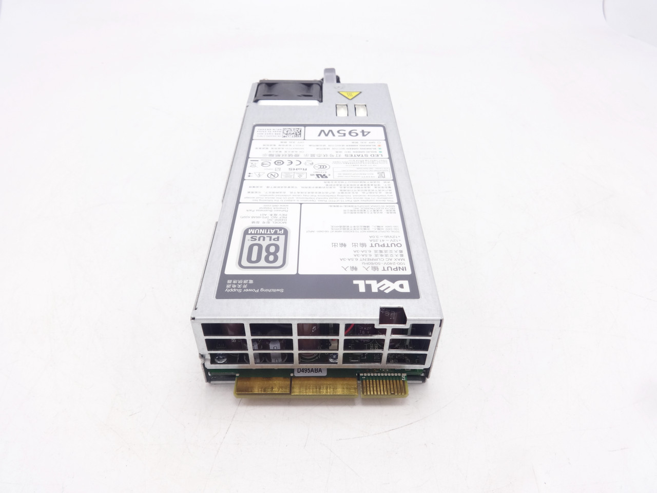 Dell N24MJ 495W Power supply Poweredge R720 R620 R520 T620