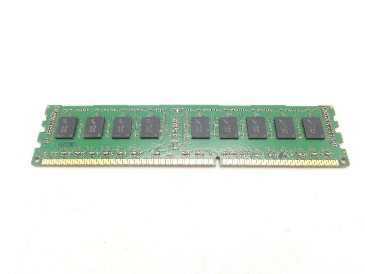 Micron MT18KSF51272PDZ-1G4K1 4GB PC3L 10600R 2Rx8 Dimm H5DDH