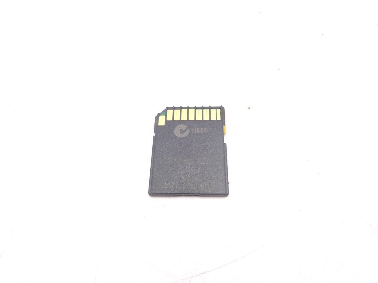 Dell GR6JR 8GB SD Flash Card