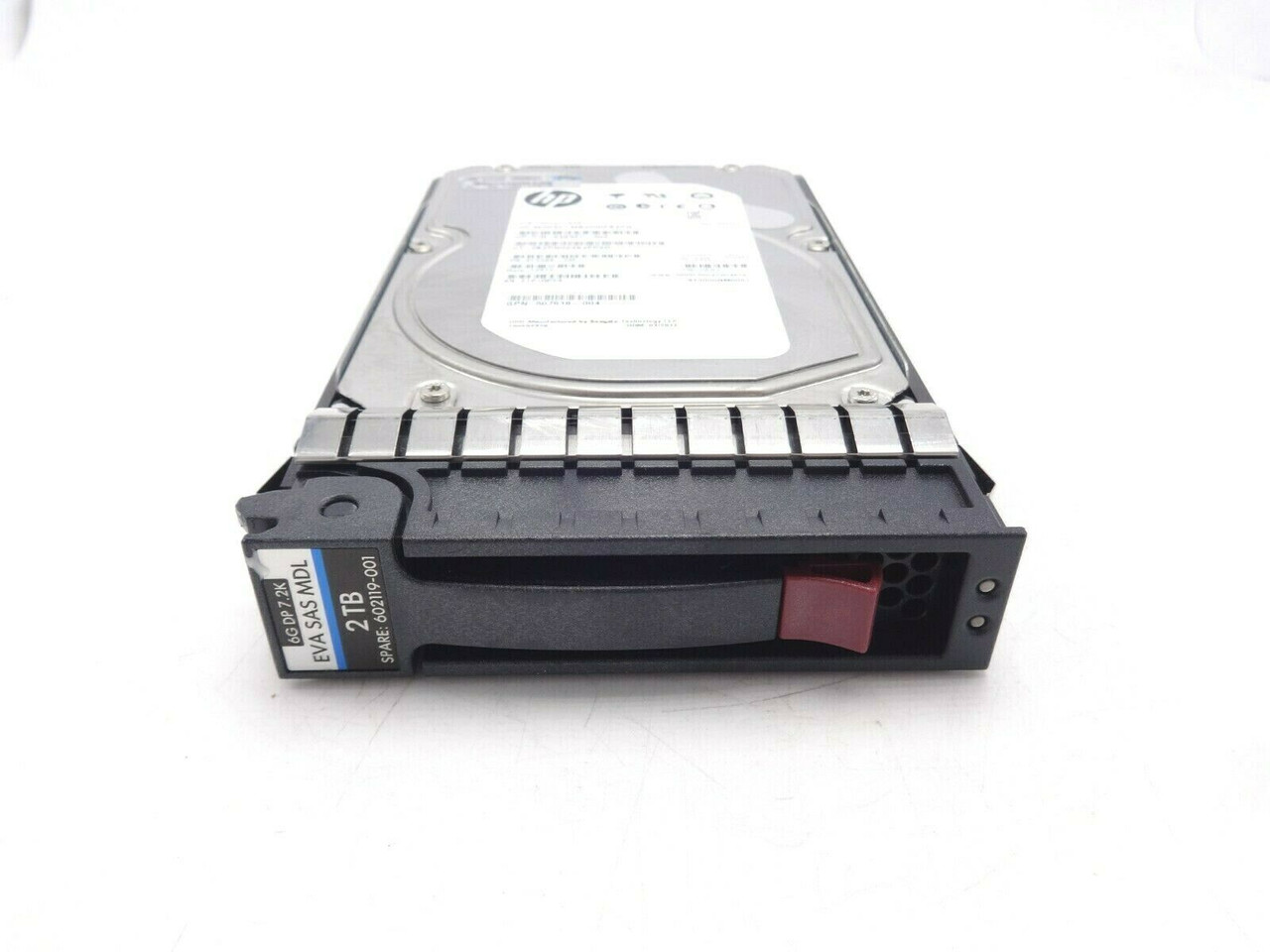 HP 602119-001 2TB 7.2K SAS 3.5IN AW590A
