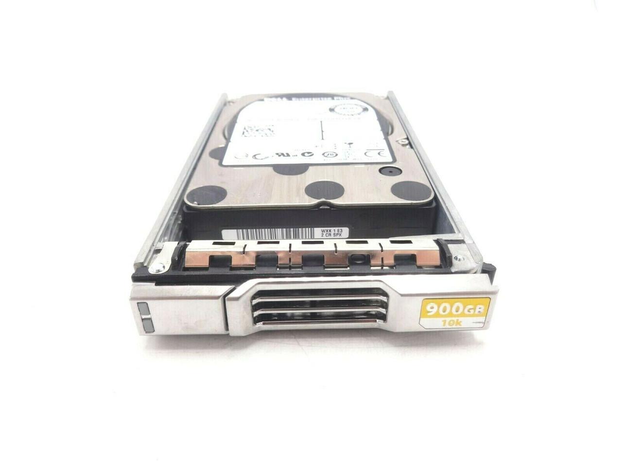Dell Y5YV5 900GB SAS 2.5 10k 6GBPS Hard Drive WD9001BKHG 50000C0F0107F368