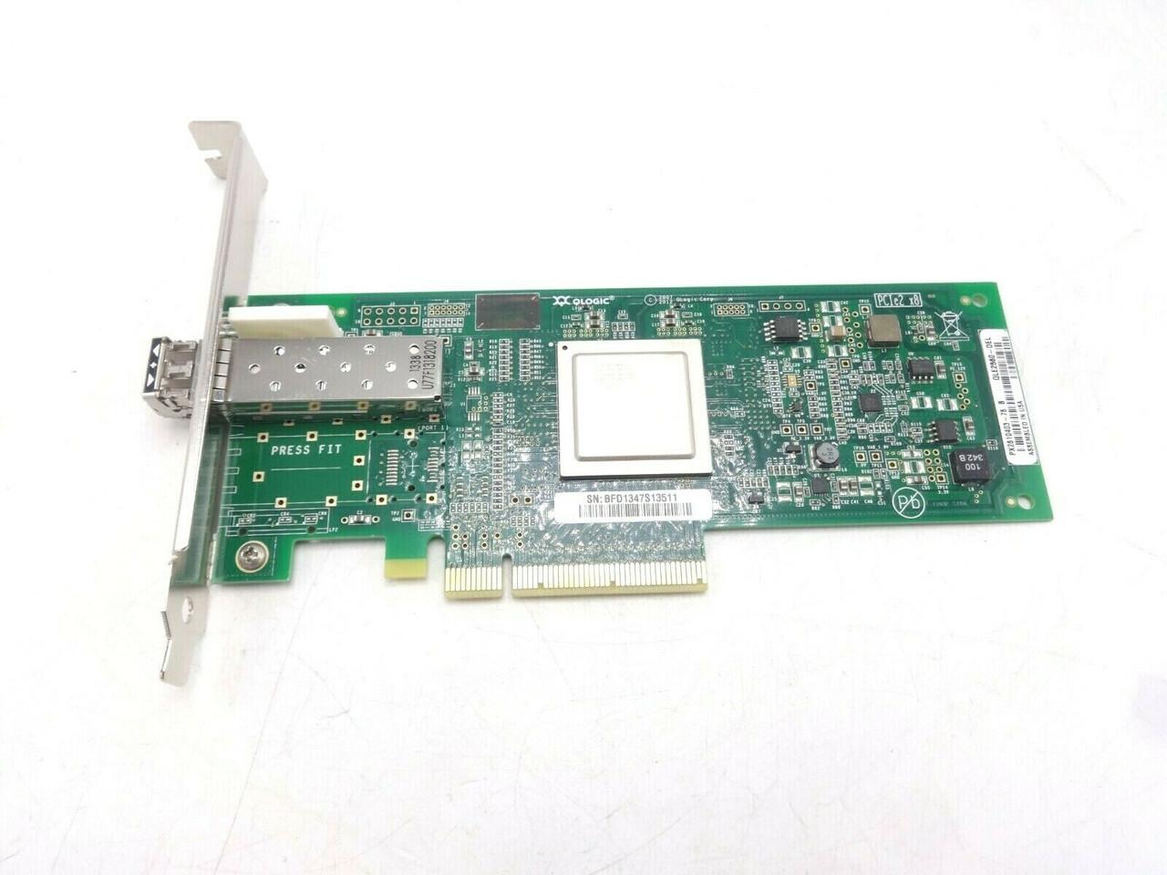 Dell R1N53 8GB Single Port HBA PCI-E QLE2560