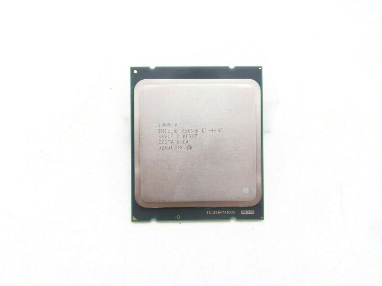 Intel SR0LF E5-4603 QC 2GHZ/10MB Processor