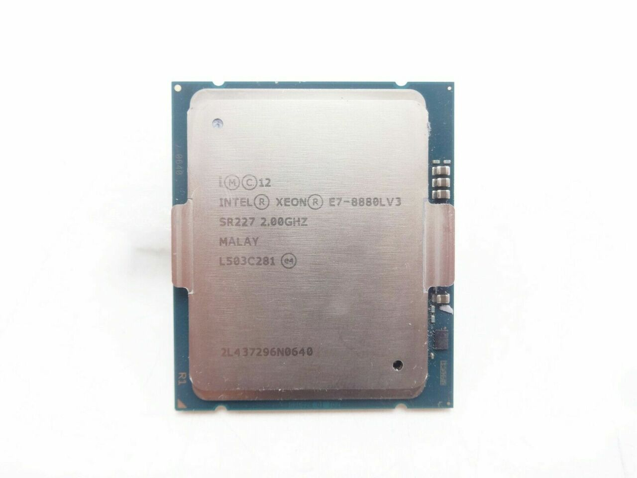 Intel SR227 E7-8880+C20:C37L V3 2.0GHz 18 Core Processor