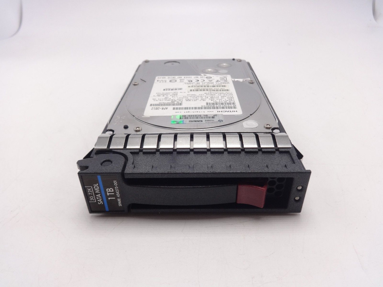 HP 454273-001 1TB 7200RPM SATA Hot Plug Hard Drive - ST31000340NS 454146-B21