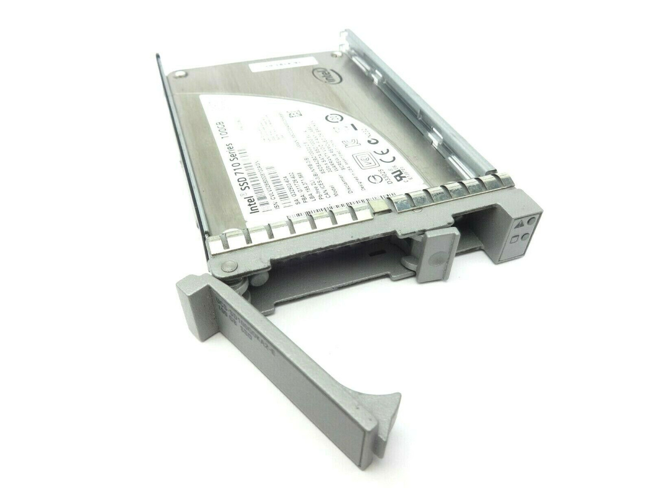 Cisco UCS-SD100G0KA2-E UCS C240 100GB 2.5 Enterprise SSD SATA Hard Drive