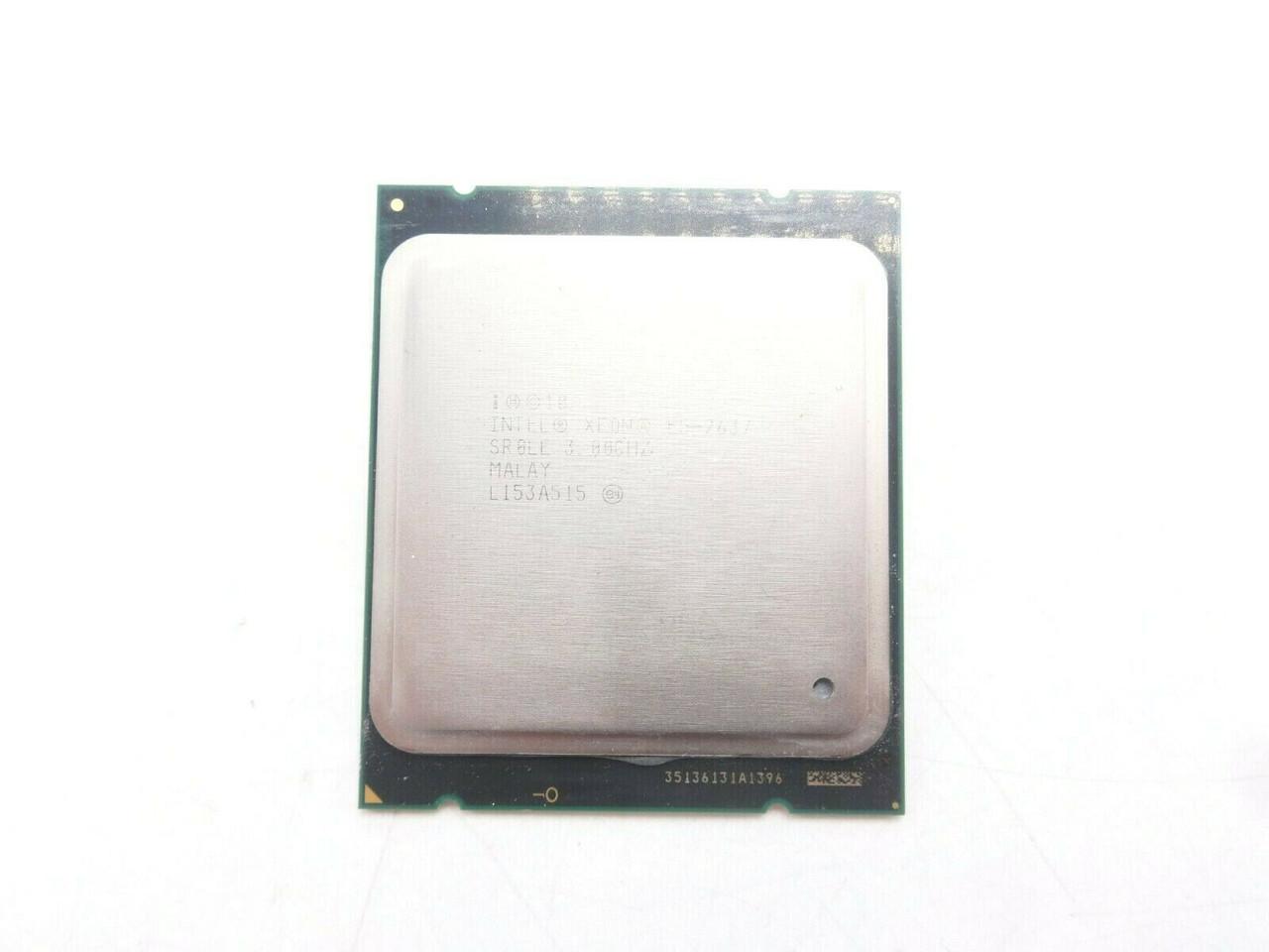 Intel SR0LE Xeon 3.0 GHz E5-2637 DC Processor
