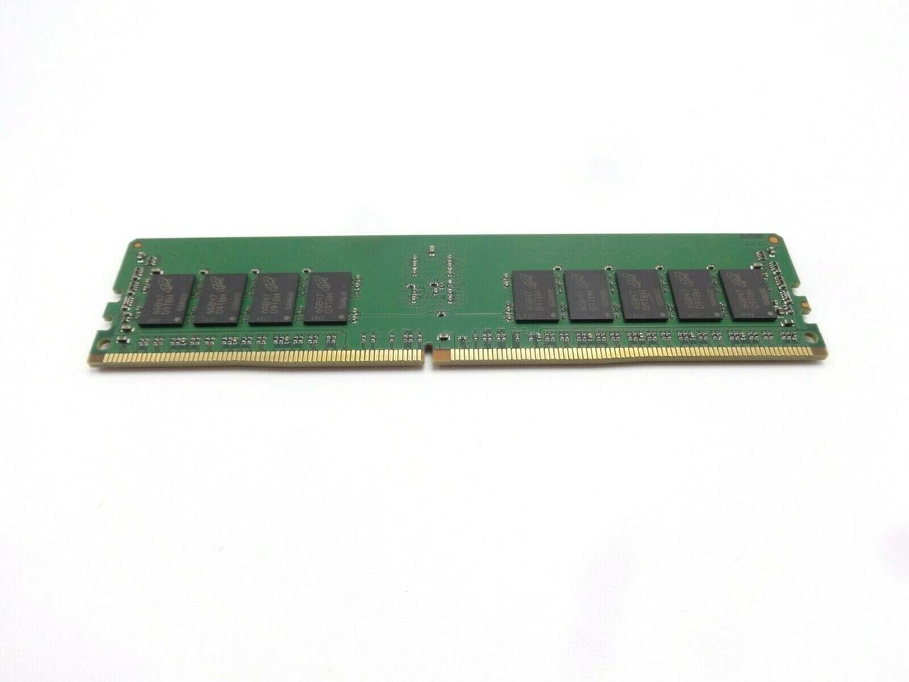 Micron MTA18ASF2G72PDZ-2G3B1 16GB PC4 2400T 2Rx8 Server Memory Dimm