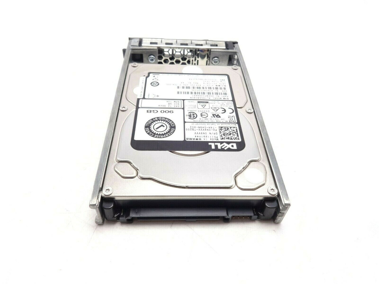 Dell N9VVV 900GB SAS 10k 12GBPS 2.5 Hard Drive