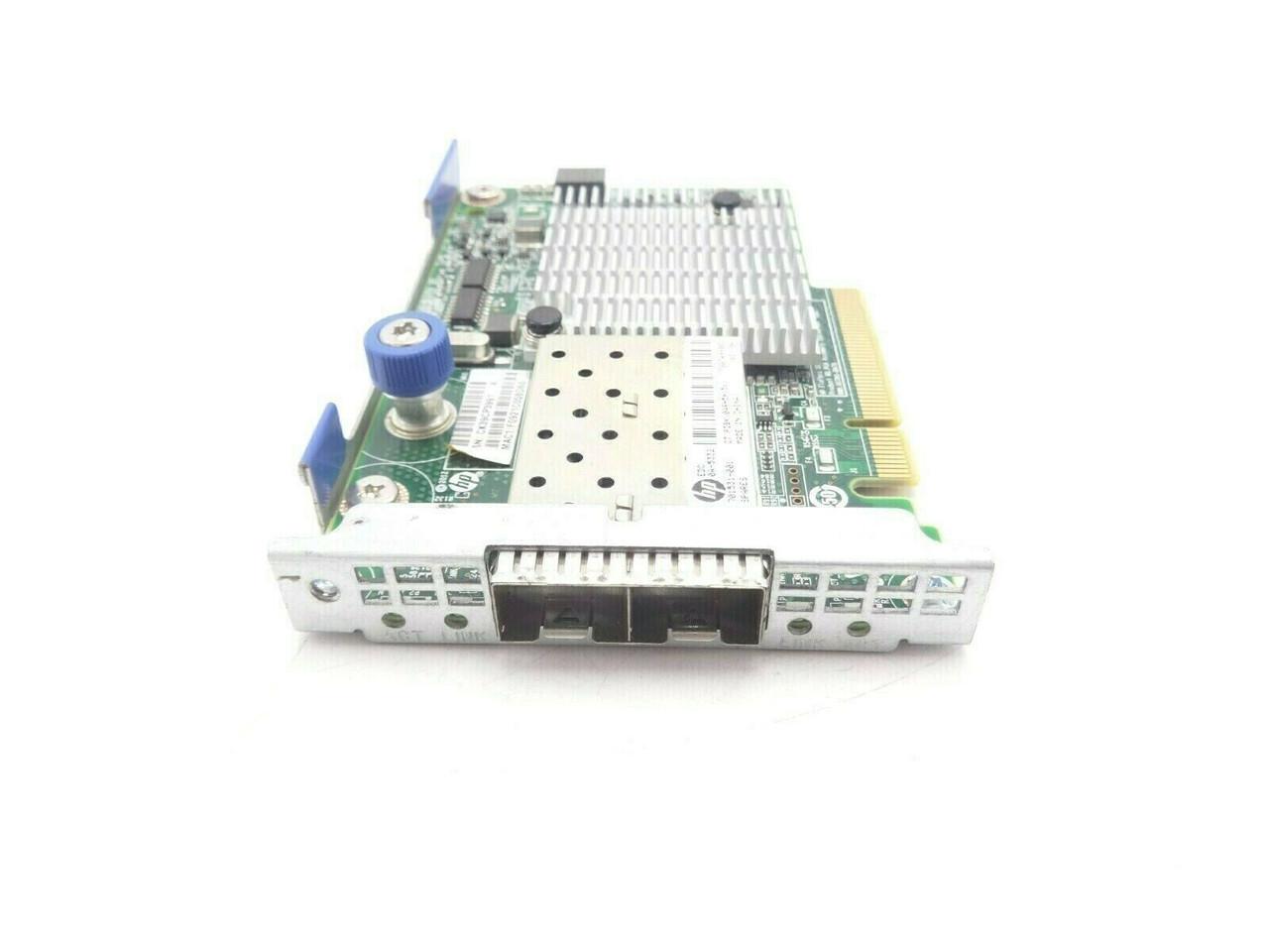 HPe 701531-001 FlexFabric 10GB 2-Port 534FLR-SFP+