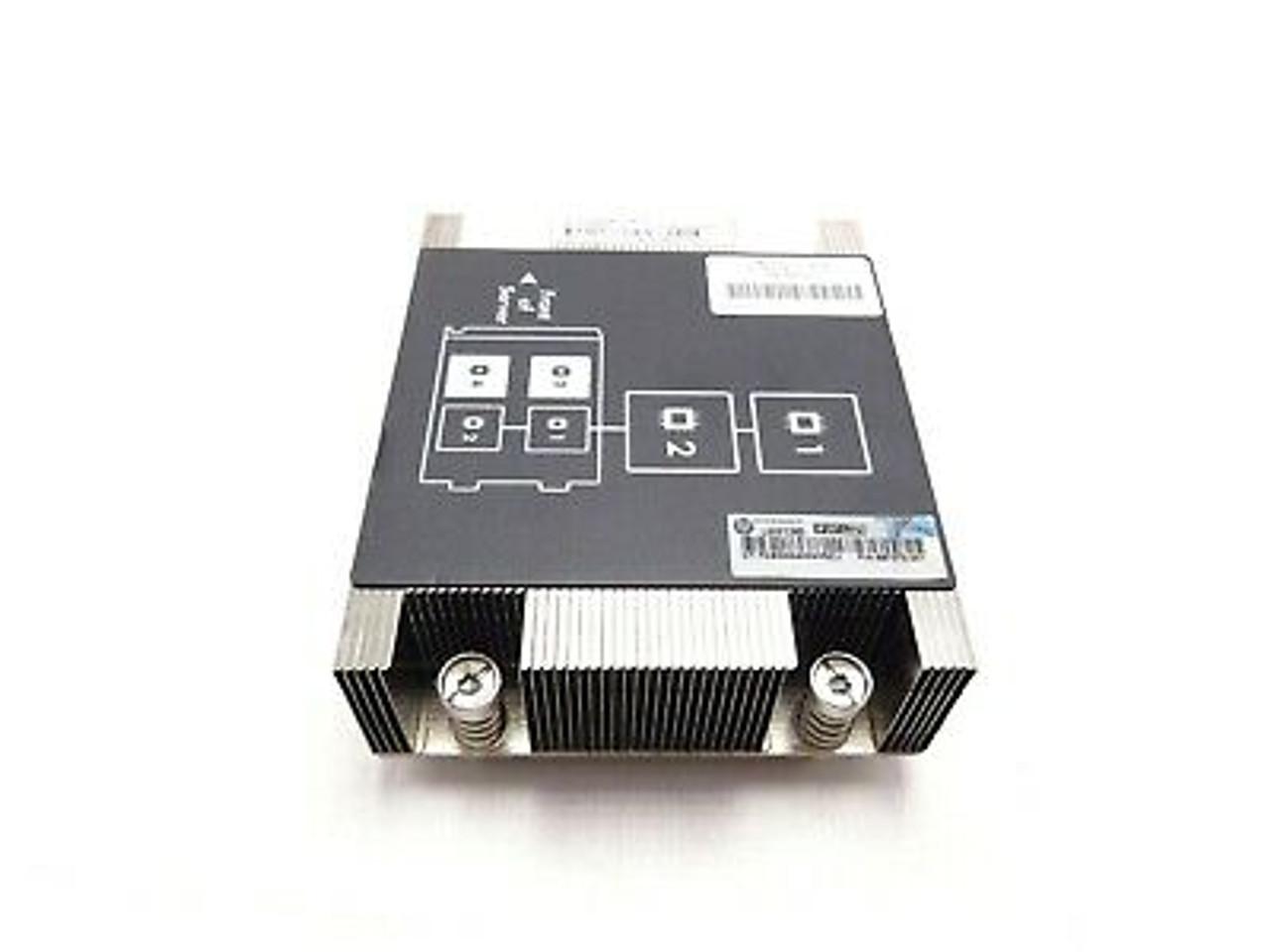 HP 689143-001 BL660C G8 Heatsink Processor 1 and 2