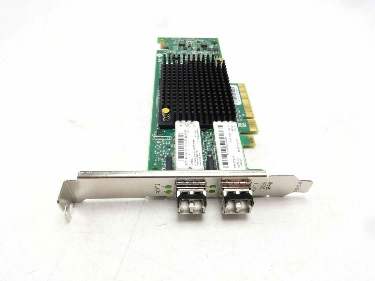 HP 792834-001 HPe Ethernet 10GB 2Port 557SFP Adapter