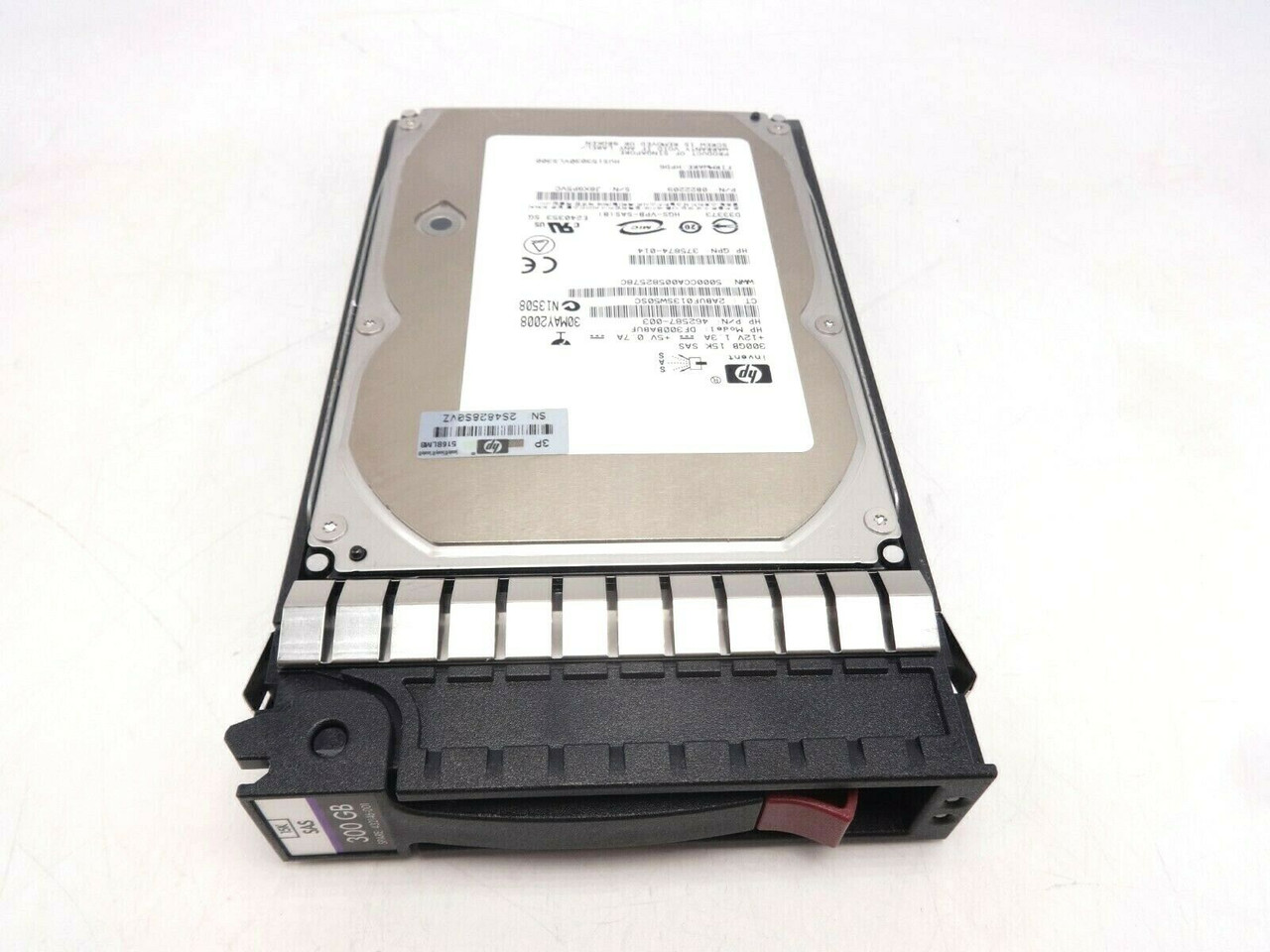 HP 432146-001 300GB 15K SAS 3.5 LFF Single Port Hard Drive