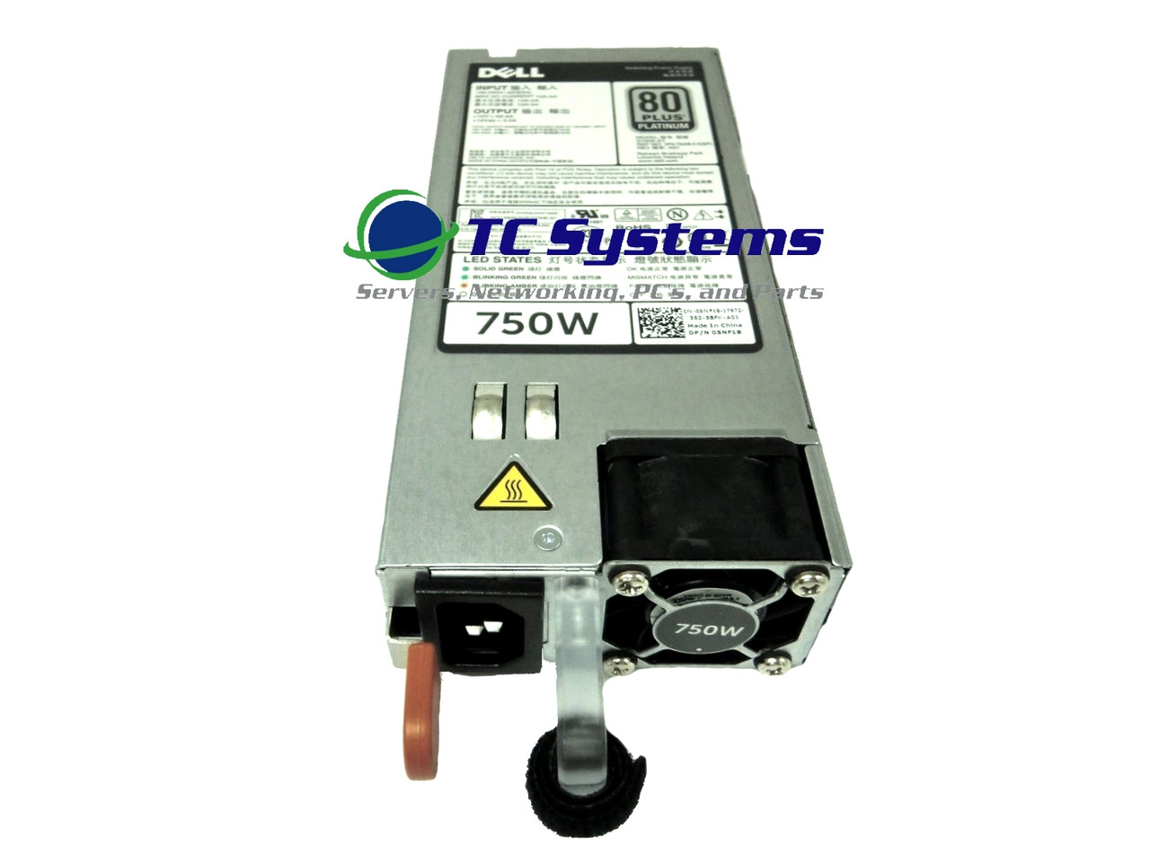 Dell 79RDR Poweredge R620 R720 750W power supply
