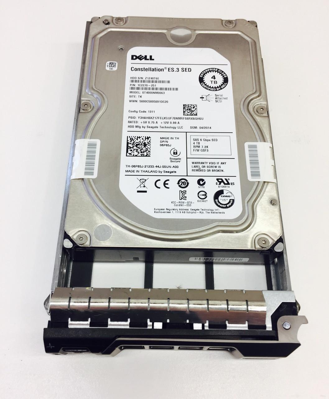 Dell 6P85J