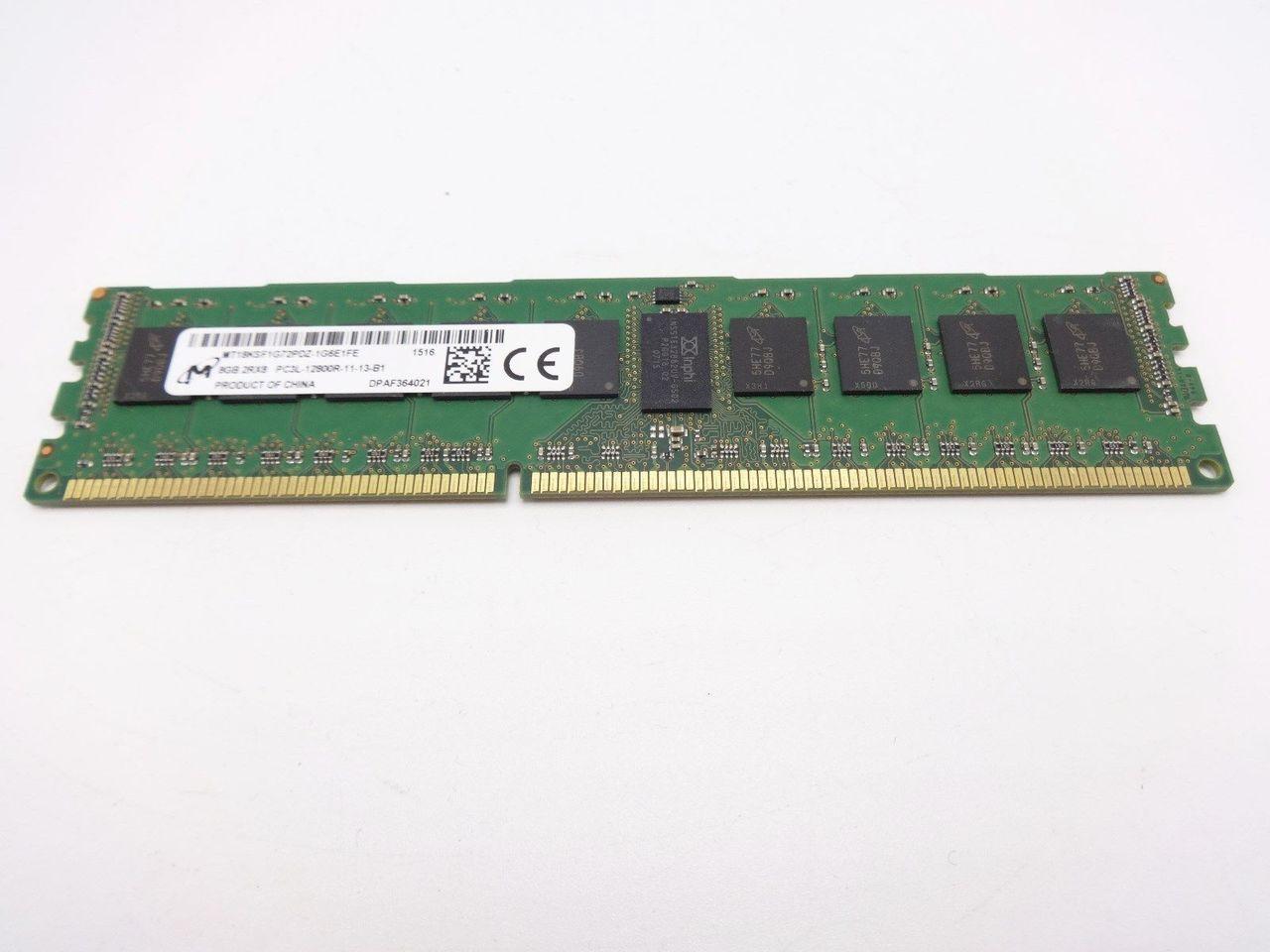 Micron MT18KSF1G72PDZ-1G6E1