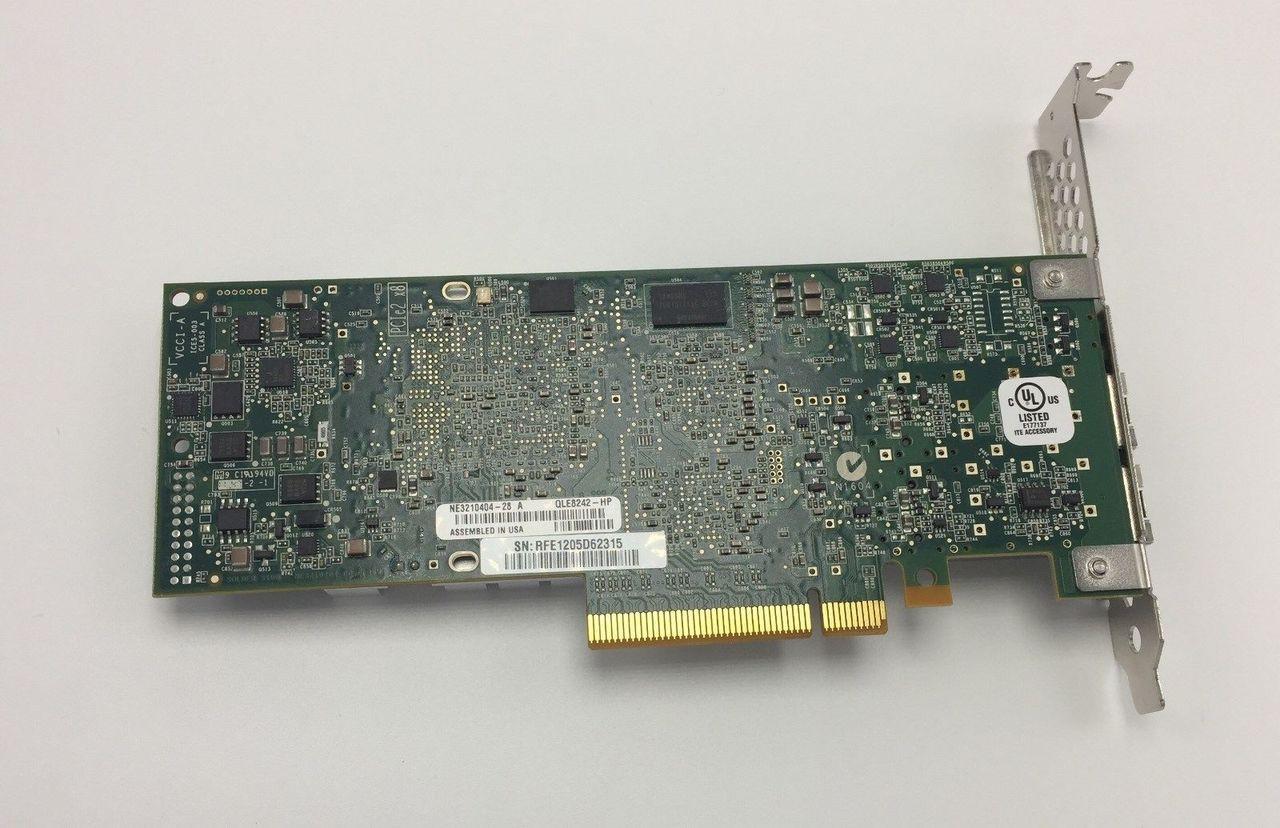 Sparepart: Hewlett Packard Enterprise Cn1000Q 2P Cna Ntwrk Adptr 624499-002