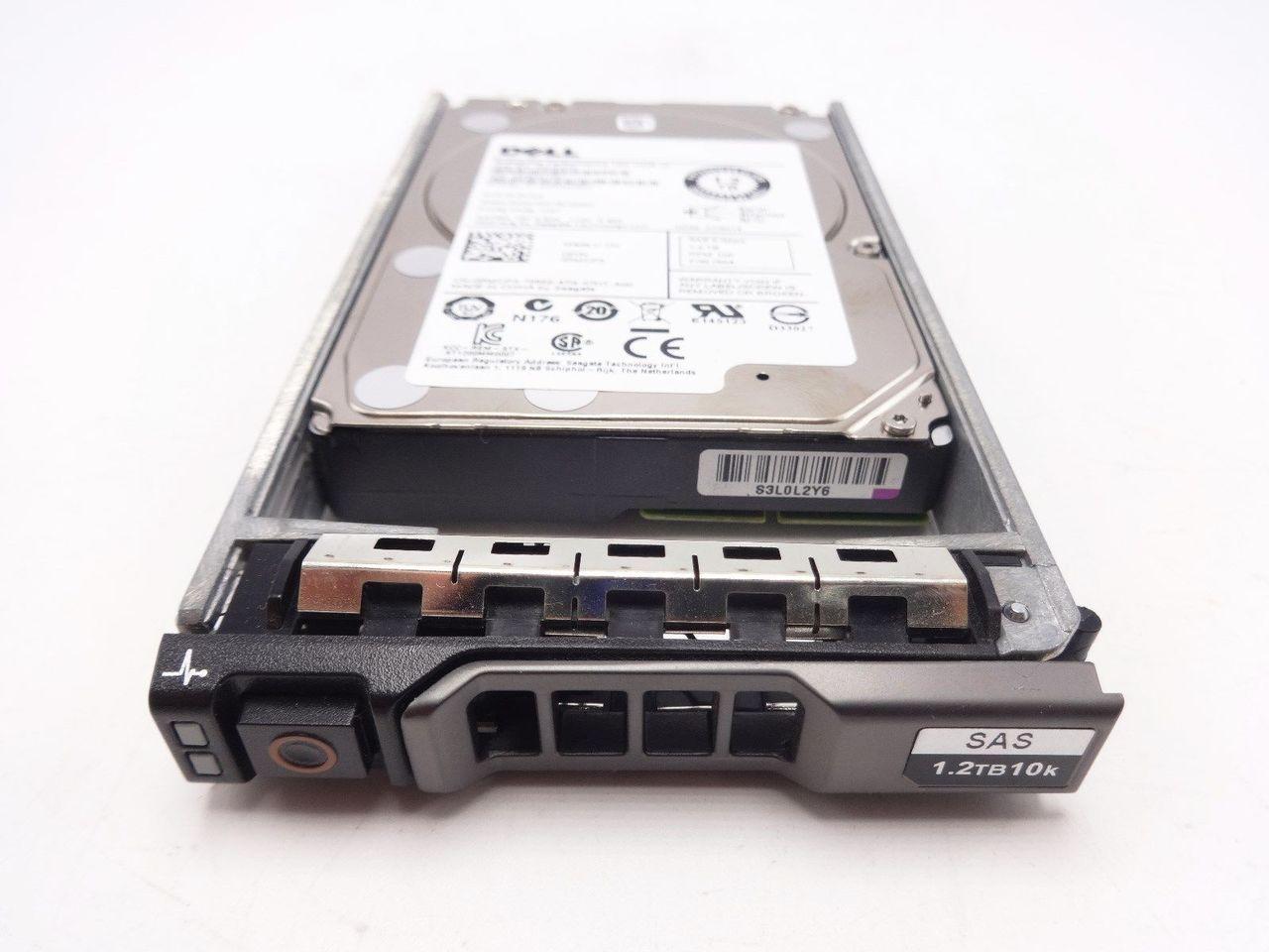 Dell RMCP3 1.2TB 10K 6GBPS SAS 2.5 hard drive ST1200MM0007