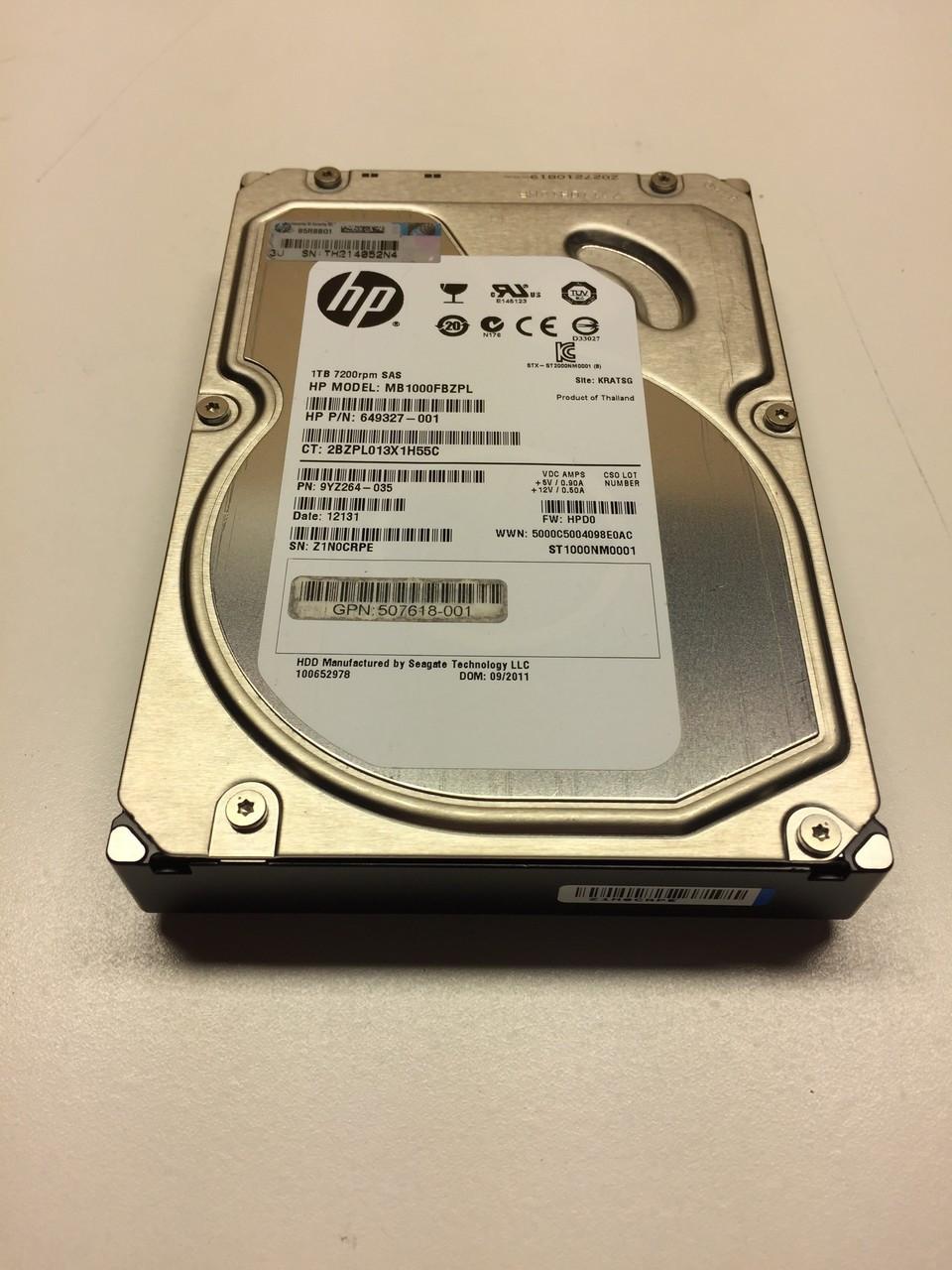 HP 649237-001