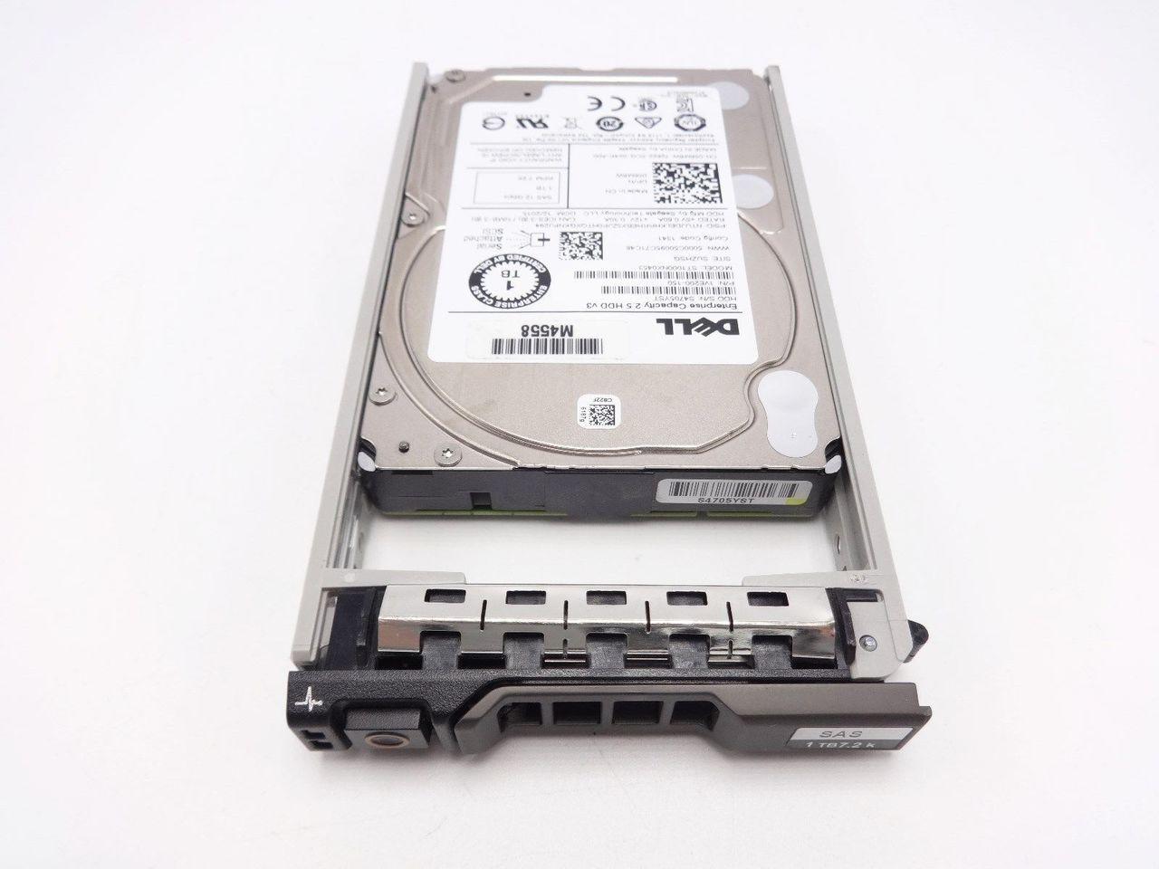 Dell 56M6W 1TB SAS 2.5 12GBPS hard drive ST1000NX0453