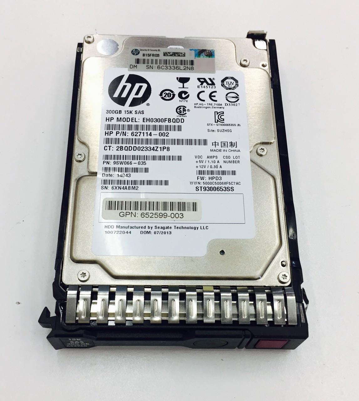 HP 653960-001