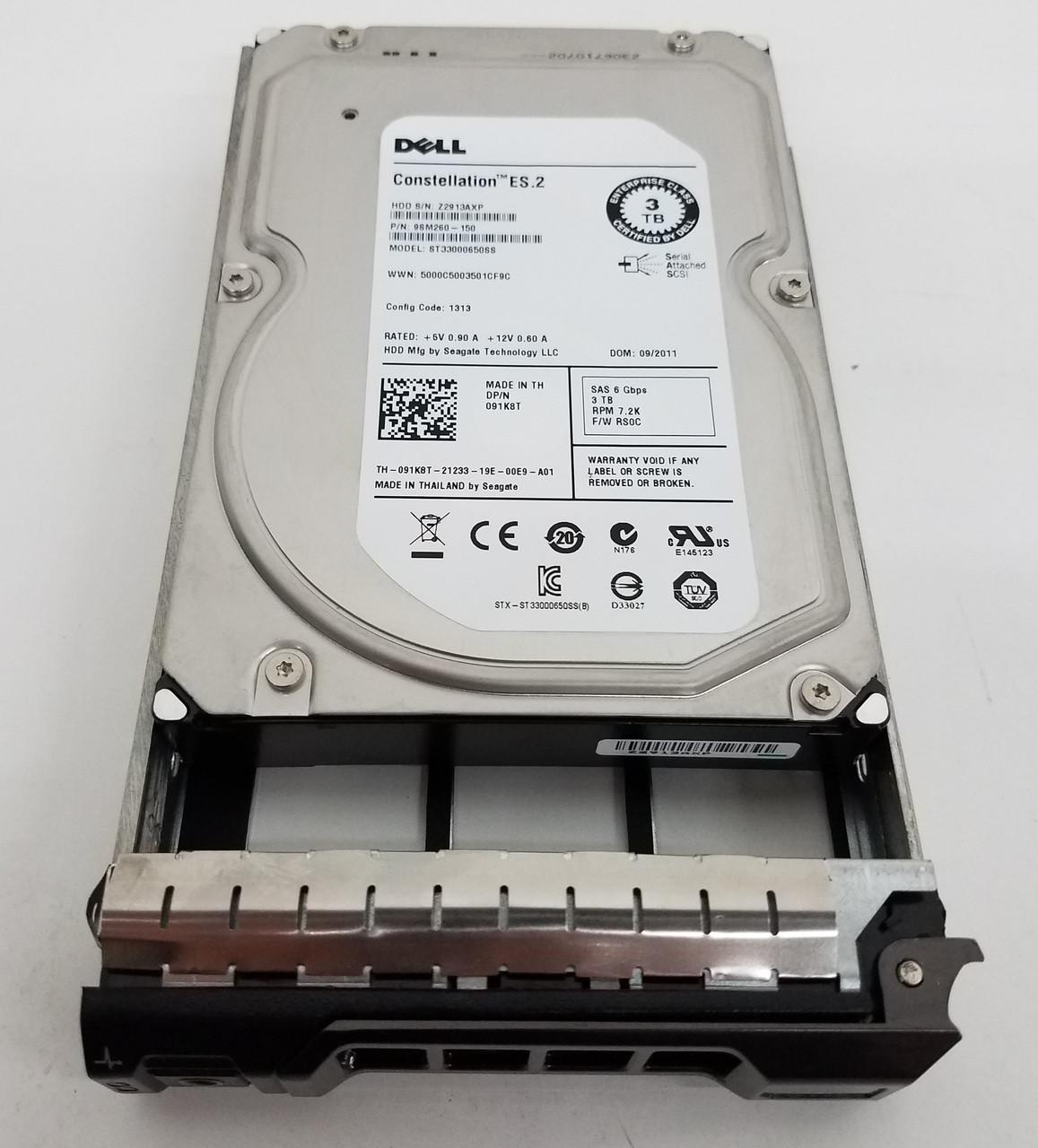 Dell 91K8T