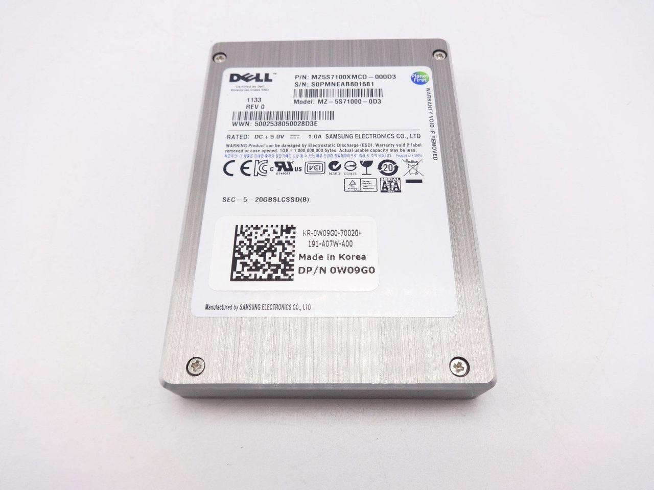 Dell W09G0