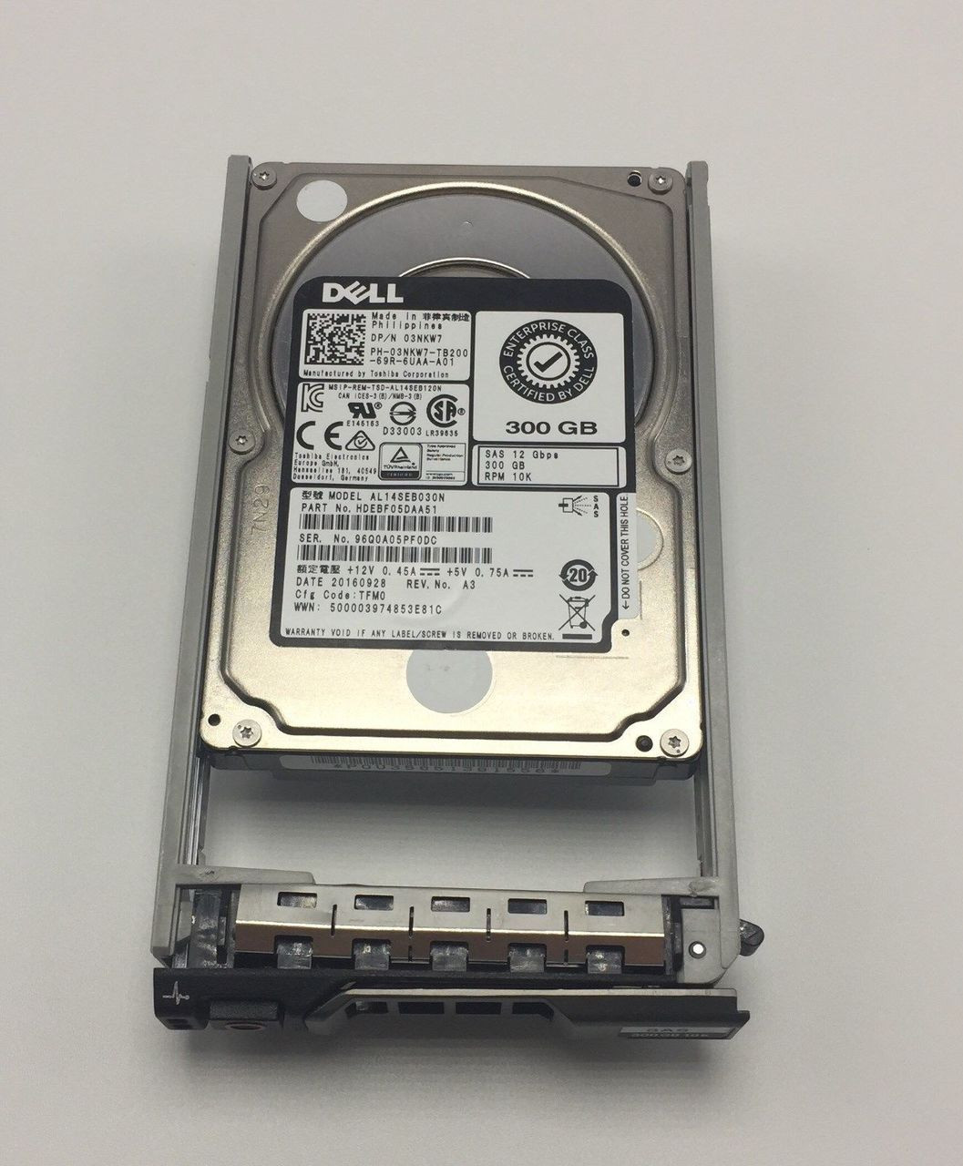 Dell 3NKW7