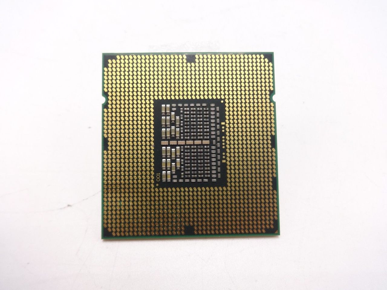 Intel SLBEY XEON 3.06/8MB/4.8GT/s LGA1366 W3550 Quad Core cpu T0F1F